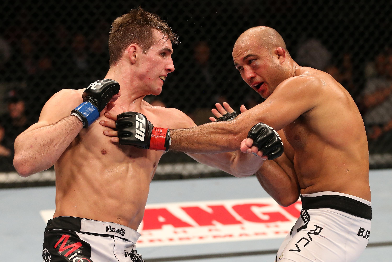 UFC on FOX: B.J. Penn vs. Rory MacDonald