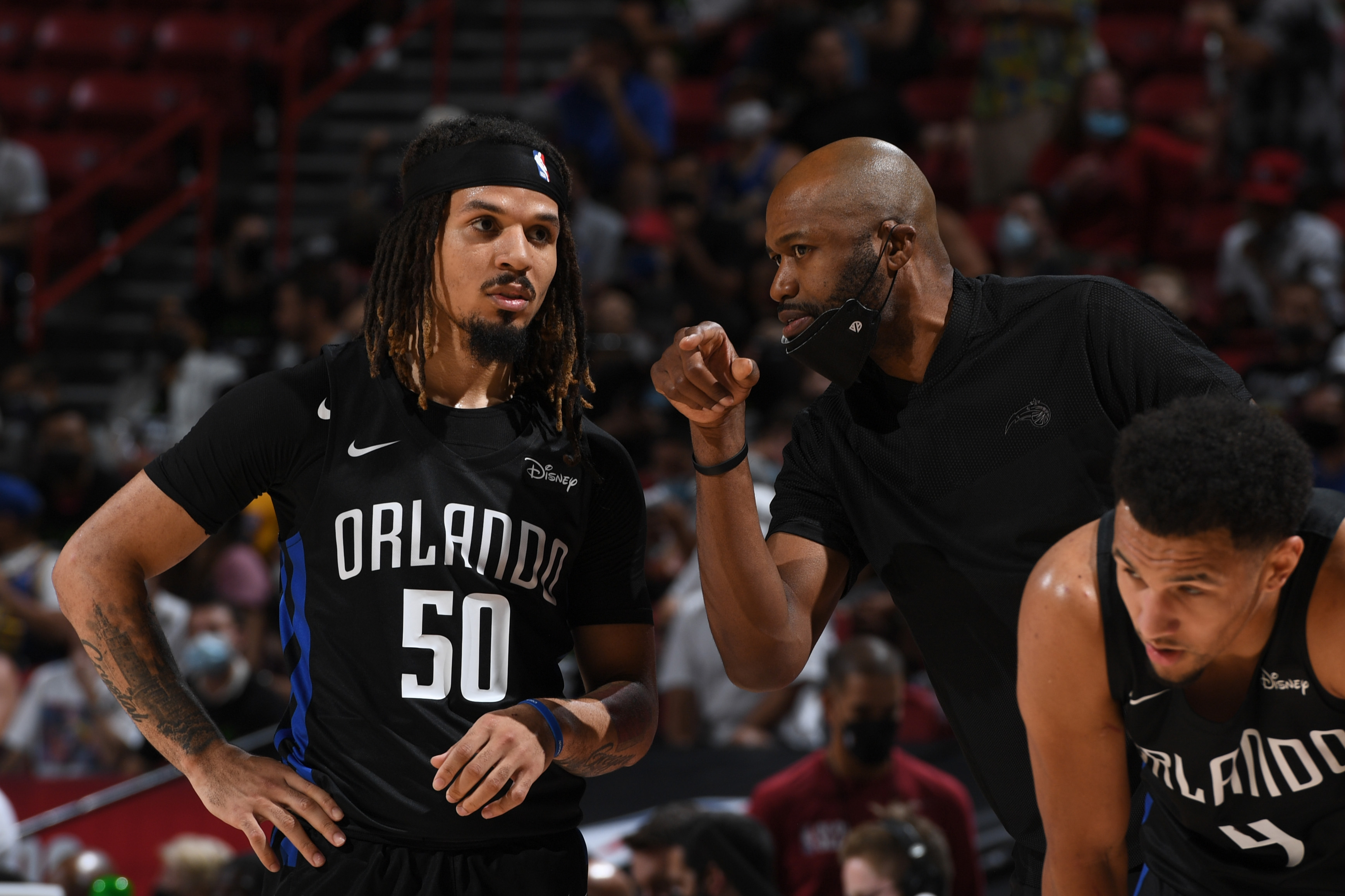 2021 Las Vegas Summer League - Orlando Magic v Golden State Warriors