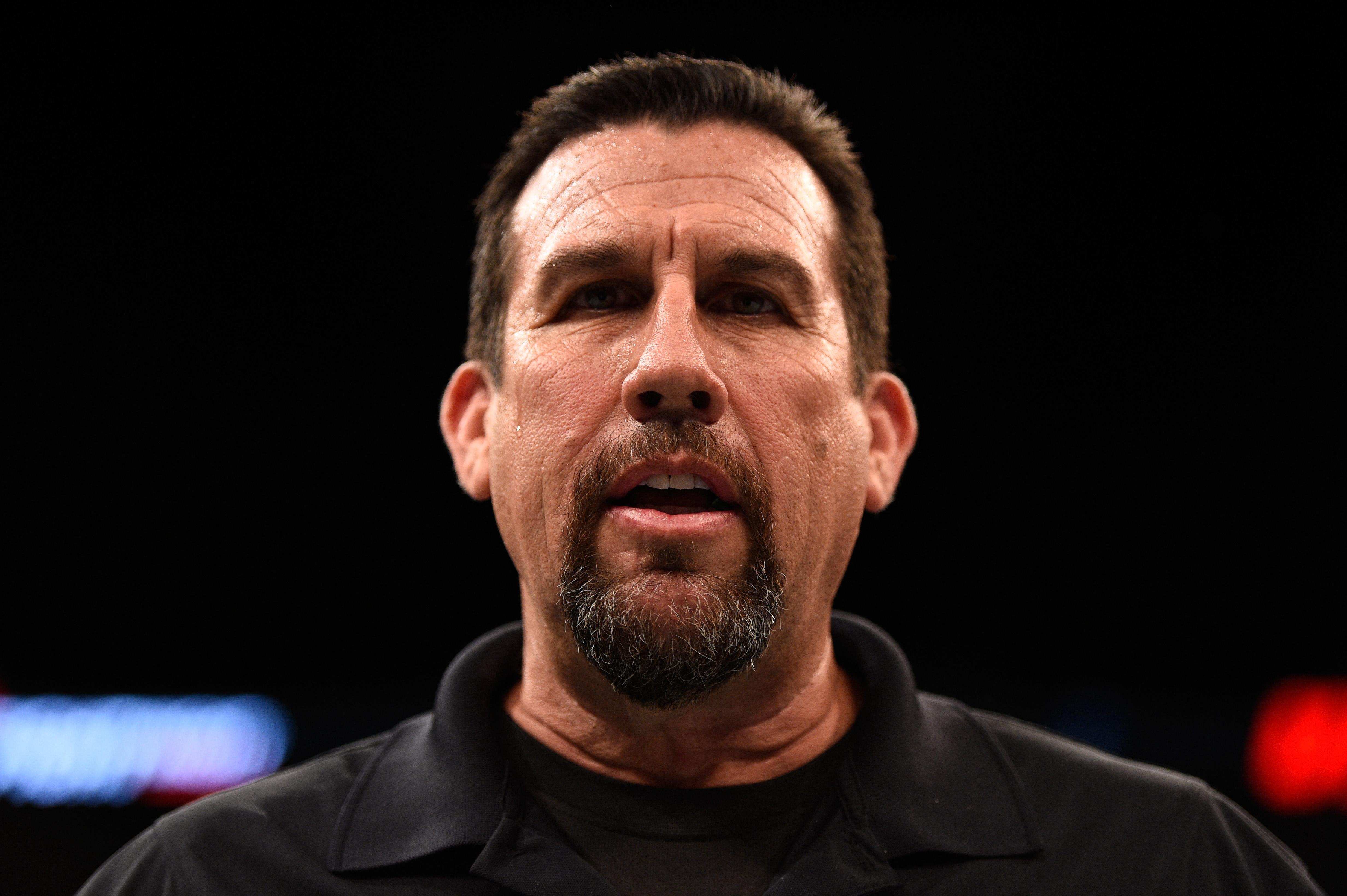 UFC Fight Night: Bermudez v Jason John McCarthy