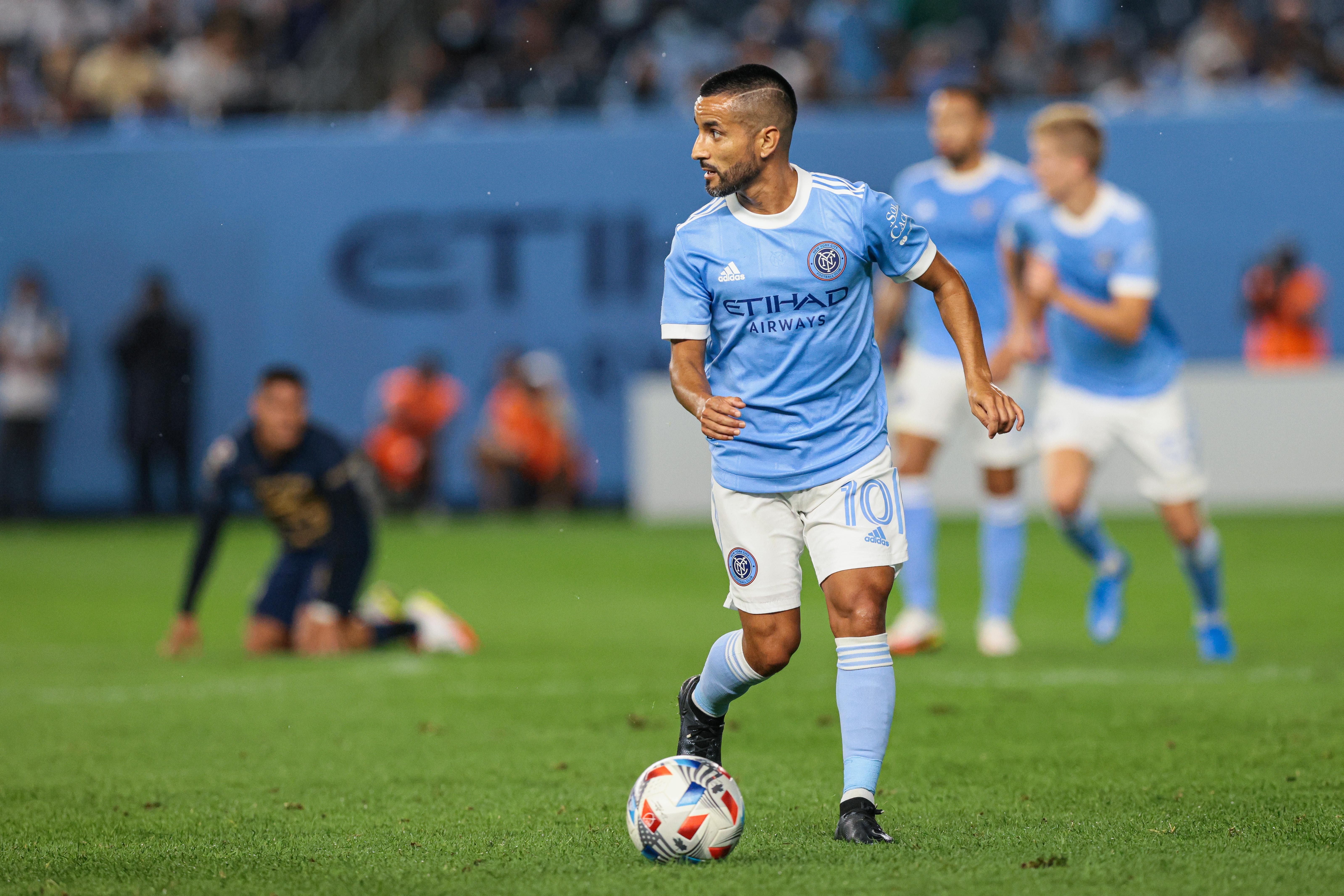 MLS: Leagues Cup Quarterfinals-New York City FC vs Pumas
