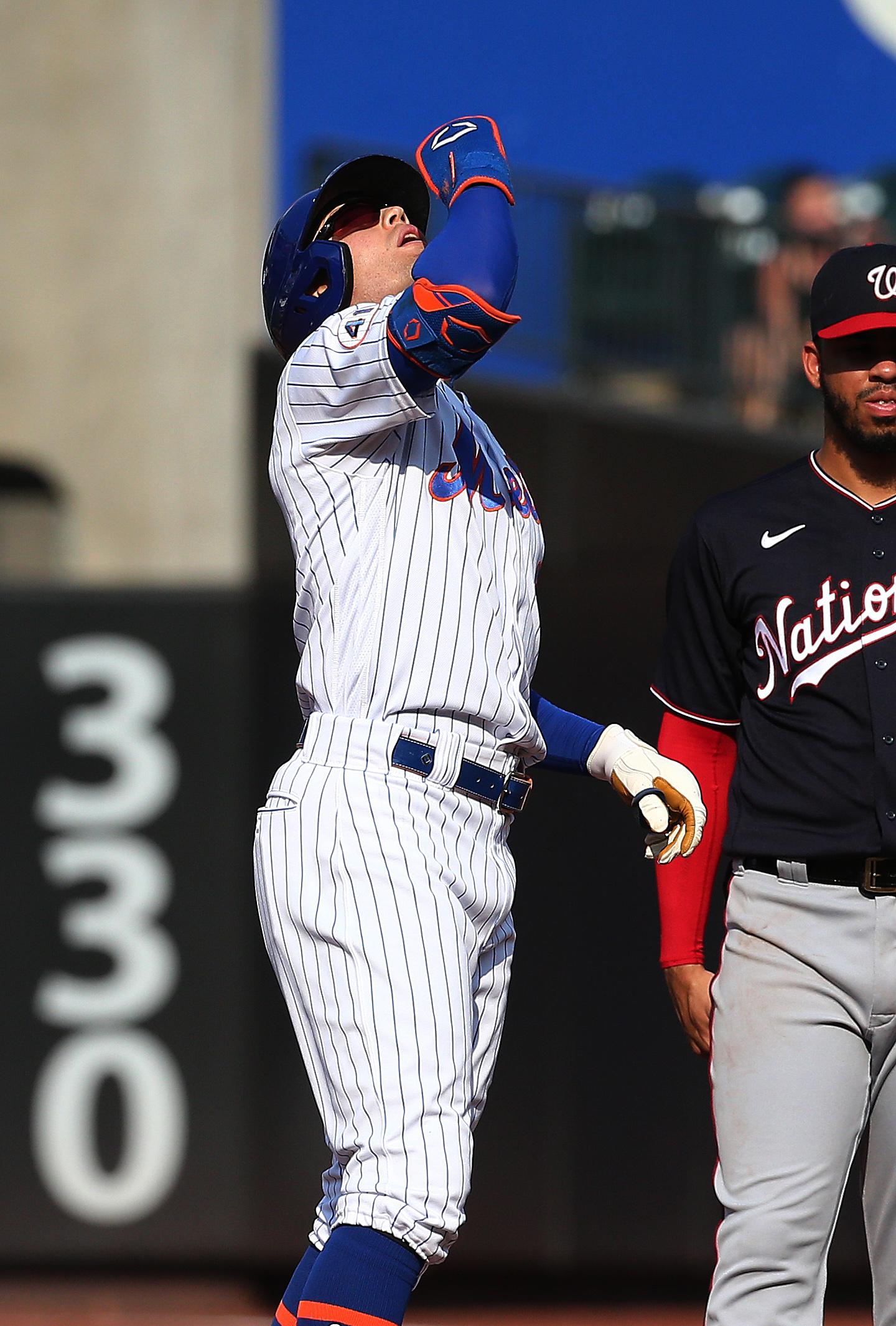 MLB: Game One-Washington Nationals at New York Mets
