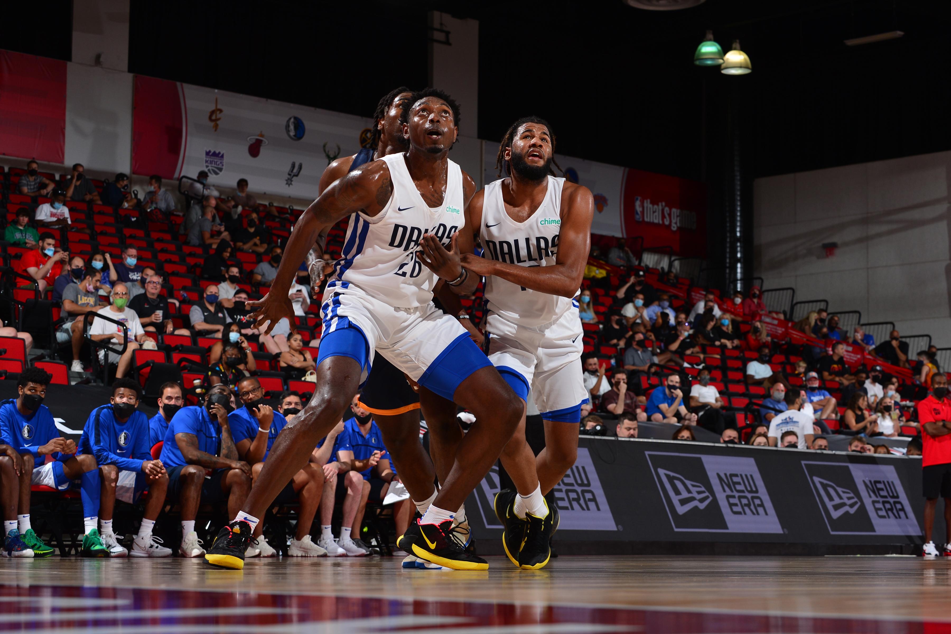 2021 Las Vegas Summer League - Utah Jazz v Dallas Mavericks