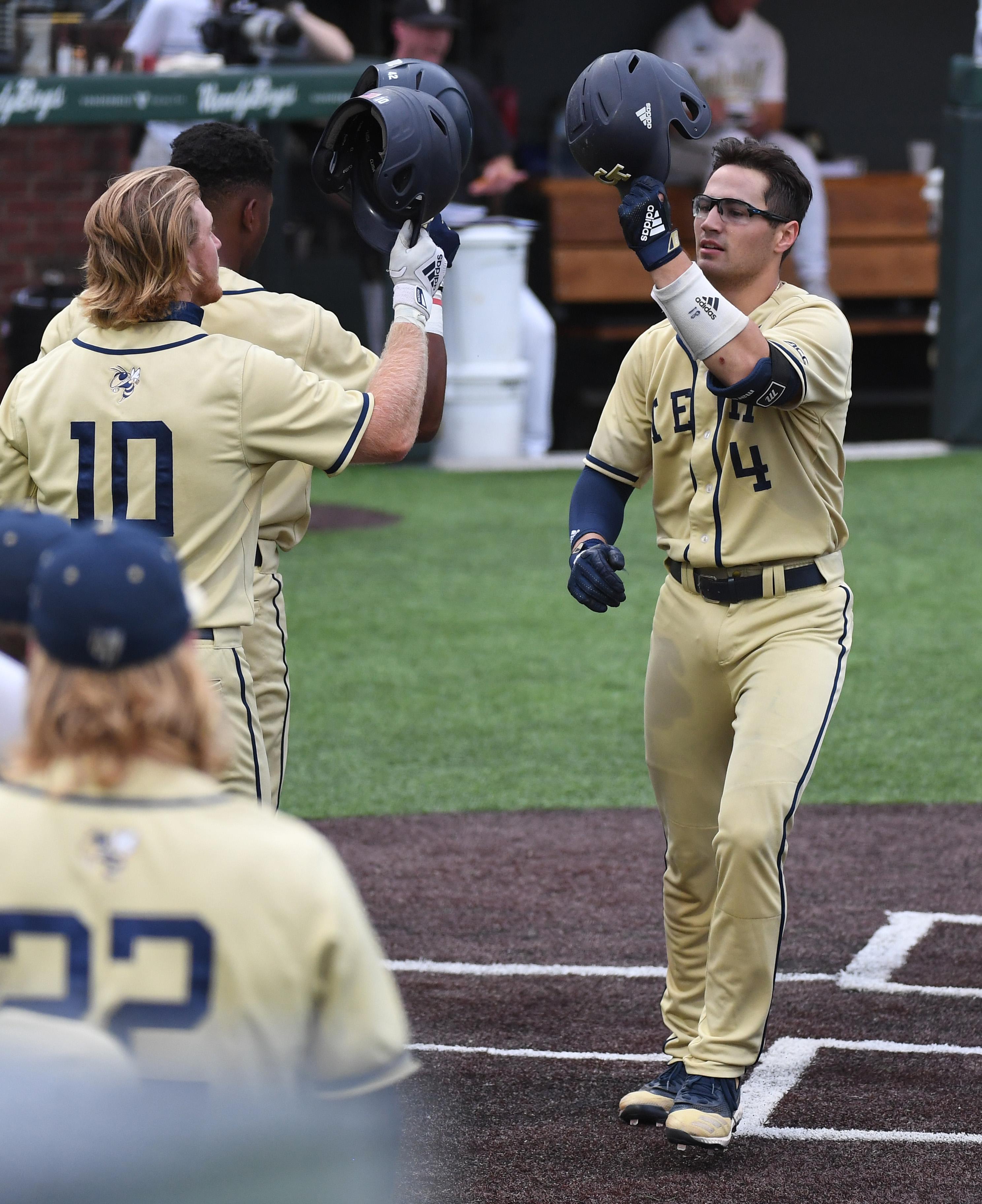 NCAA Baseball: Nashville Regional-Georgia Tech vs Vanderbilt