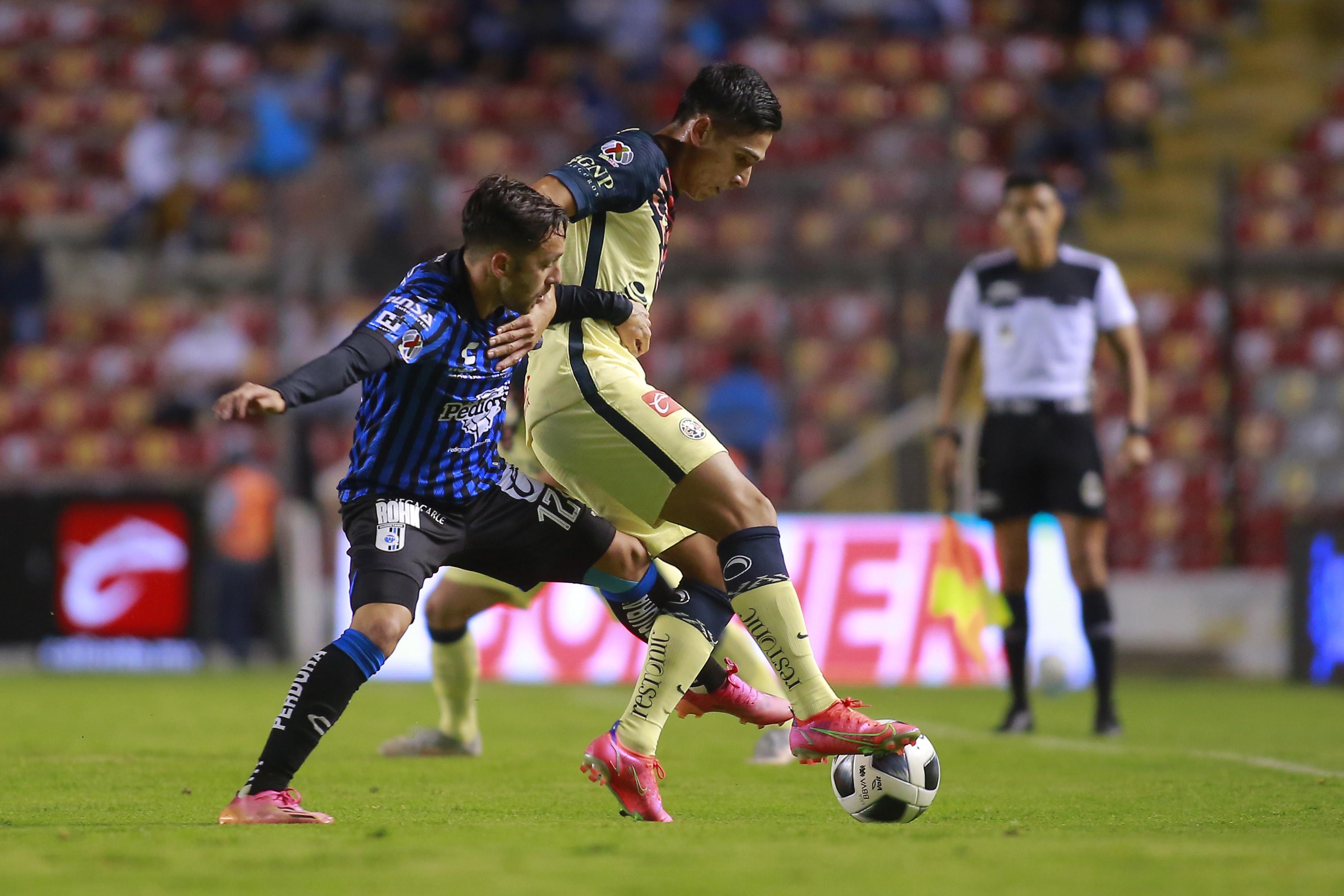 Queretaro v America - Torneo Grita Mexico A21 Liga MX