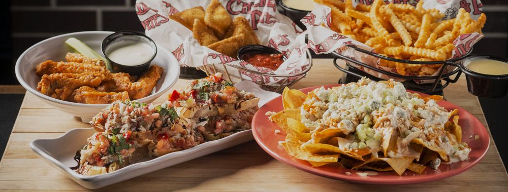 Crabfries, chicken wings and seafood nachos on the menu at Chickie's & Pete's, coming soon to the Sahara.
