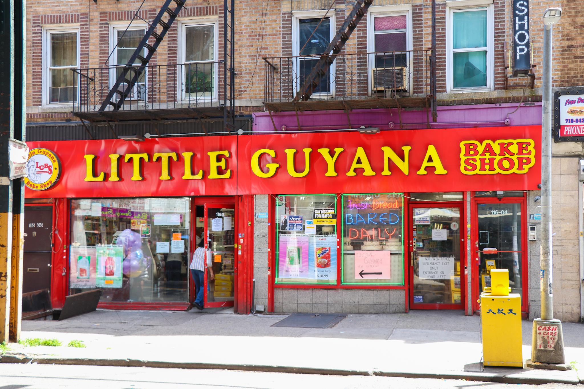 Little Guyana