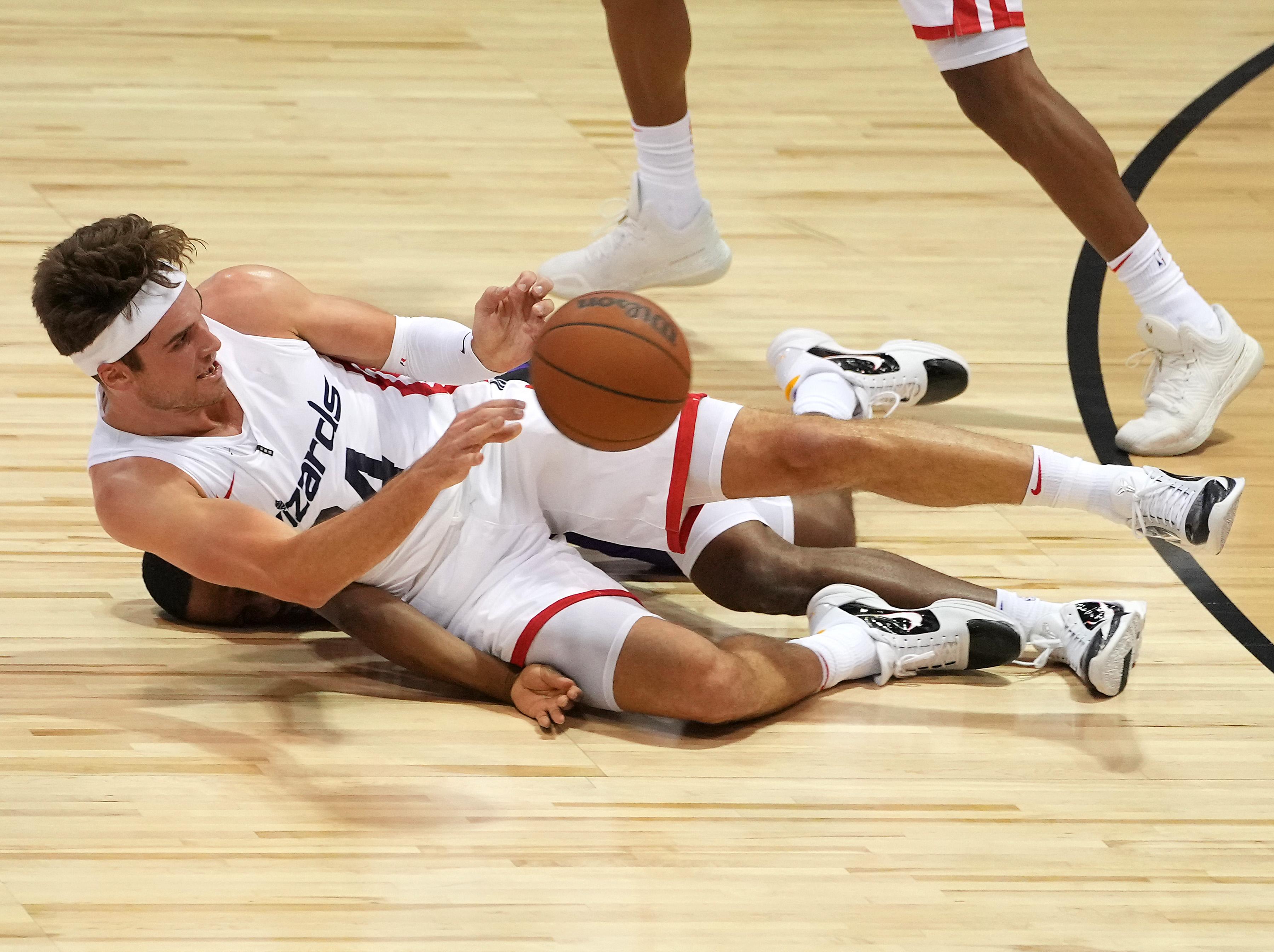 NBA: Summer League-Sacramento Kings at Washington Wizards
