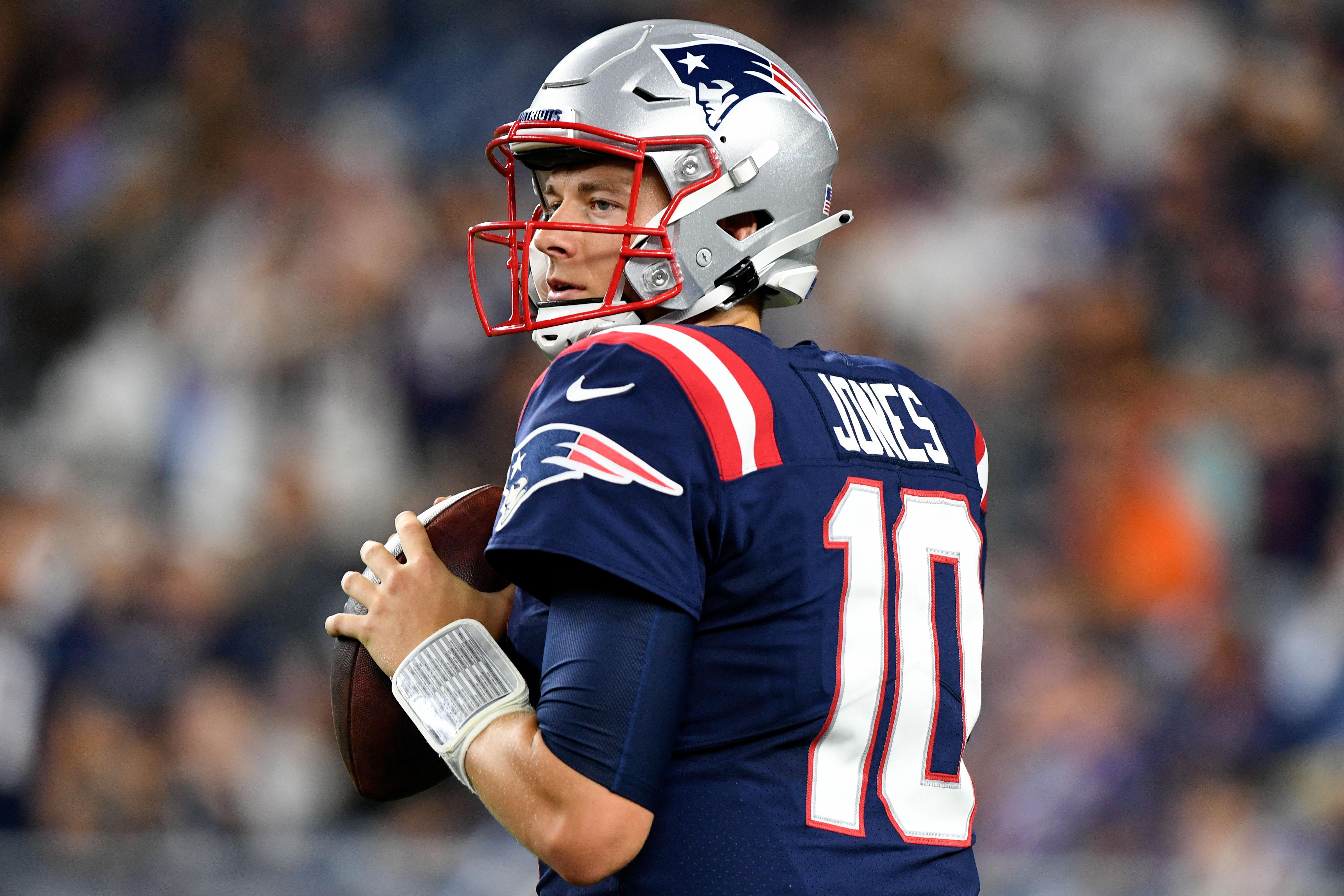 NFL: Washington Football Team at New England Patriots