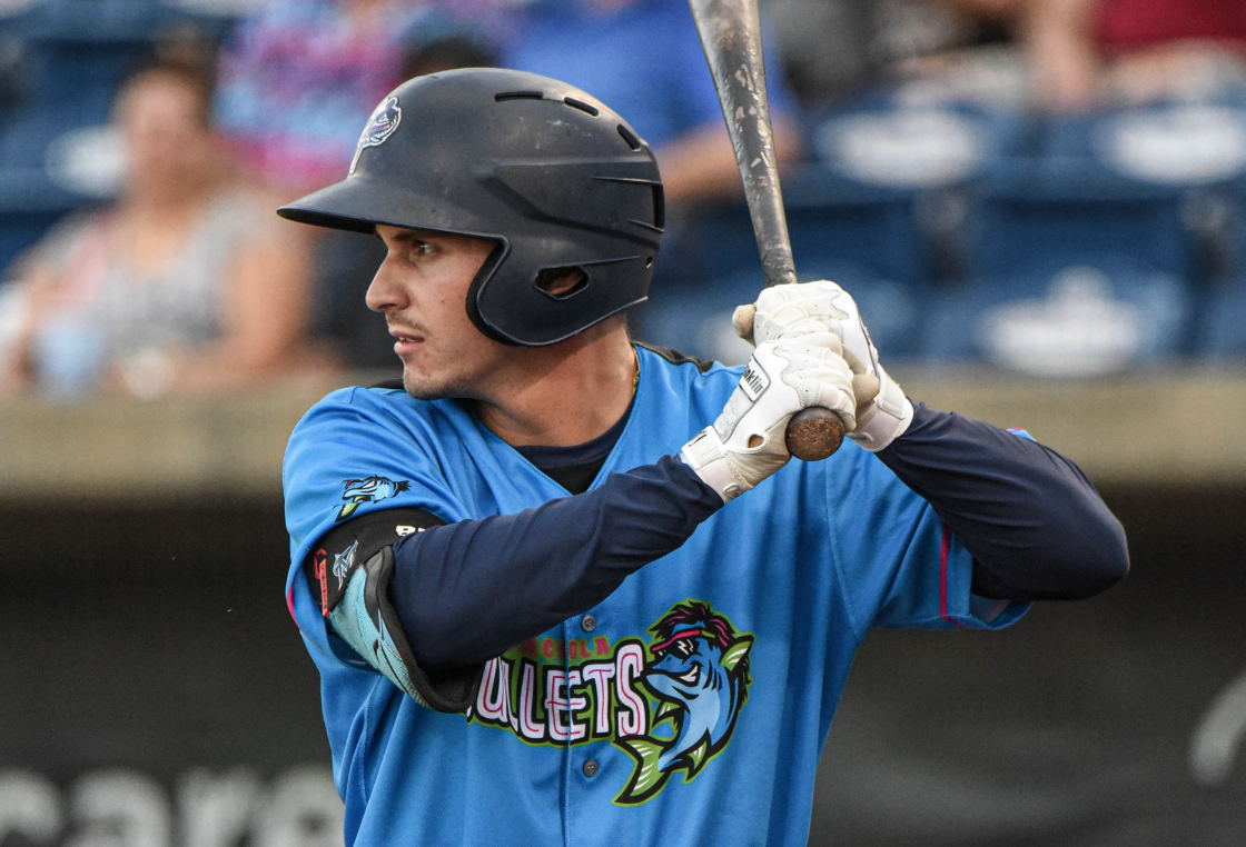 JJ Bleday has been an on-base machine of late at Double-A