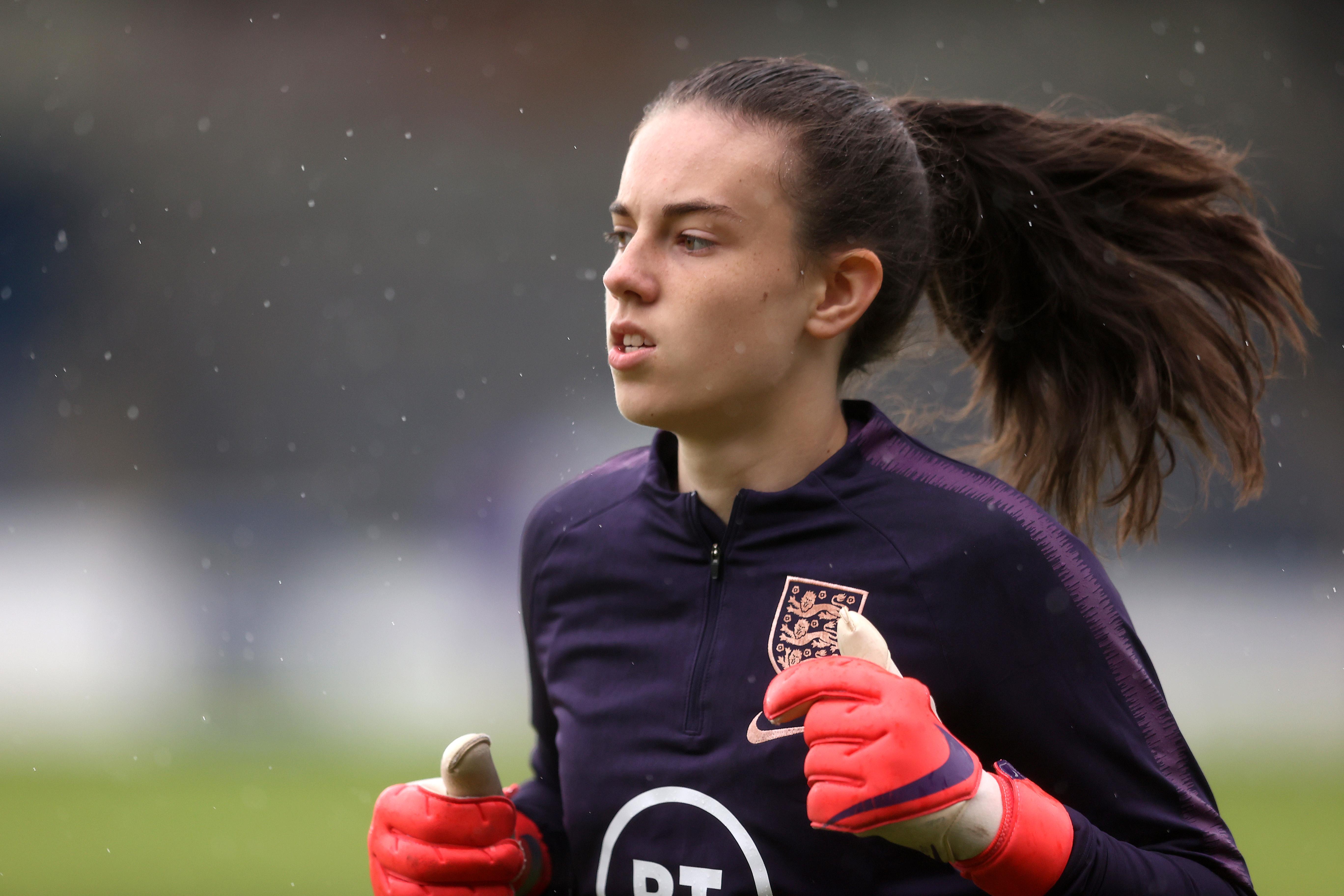 England WU19 V Czech Republic: Women's U19 Friendly