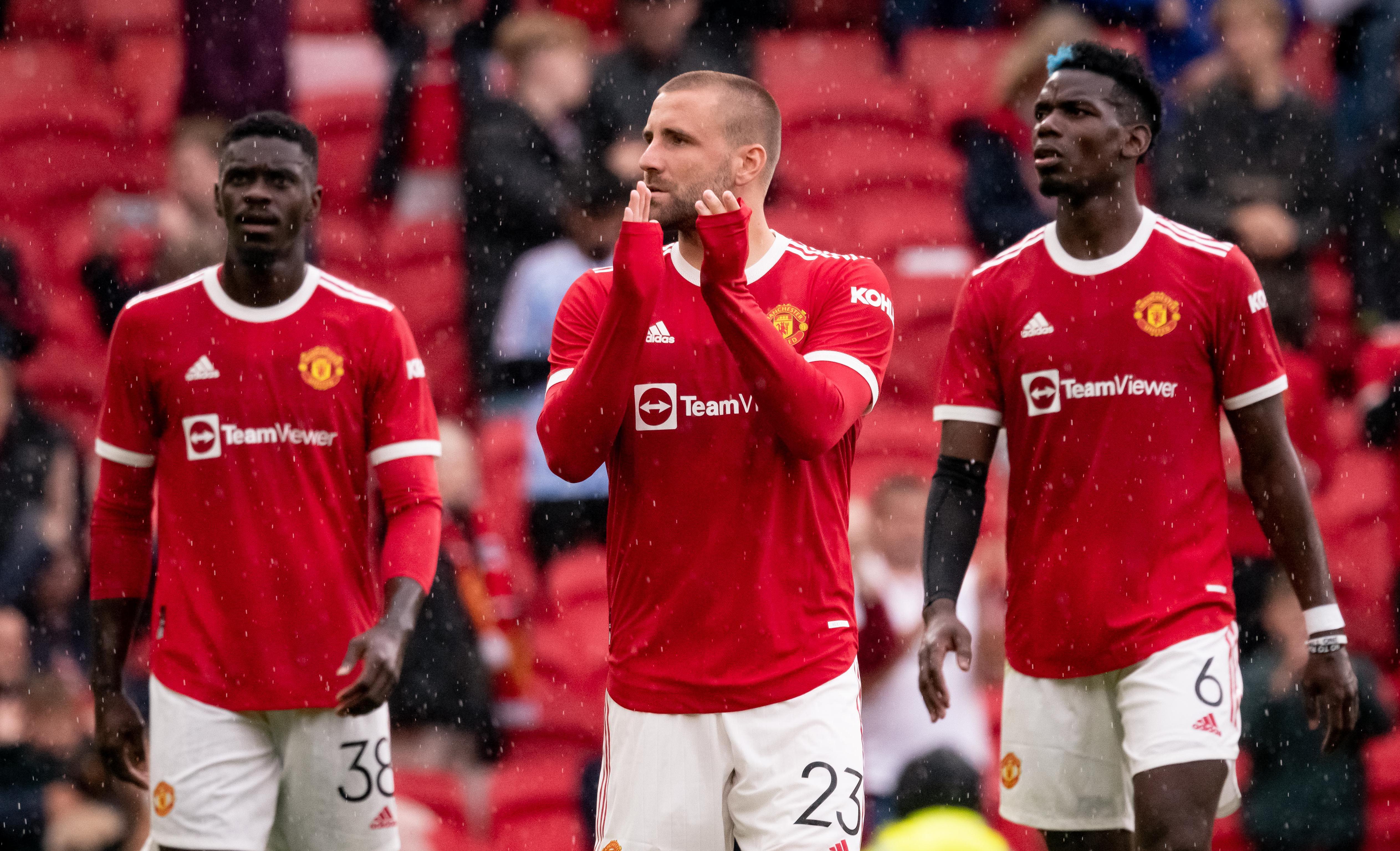 Luke Shaw - Manchester United - Premier League