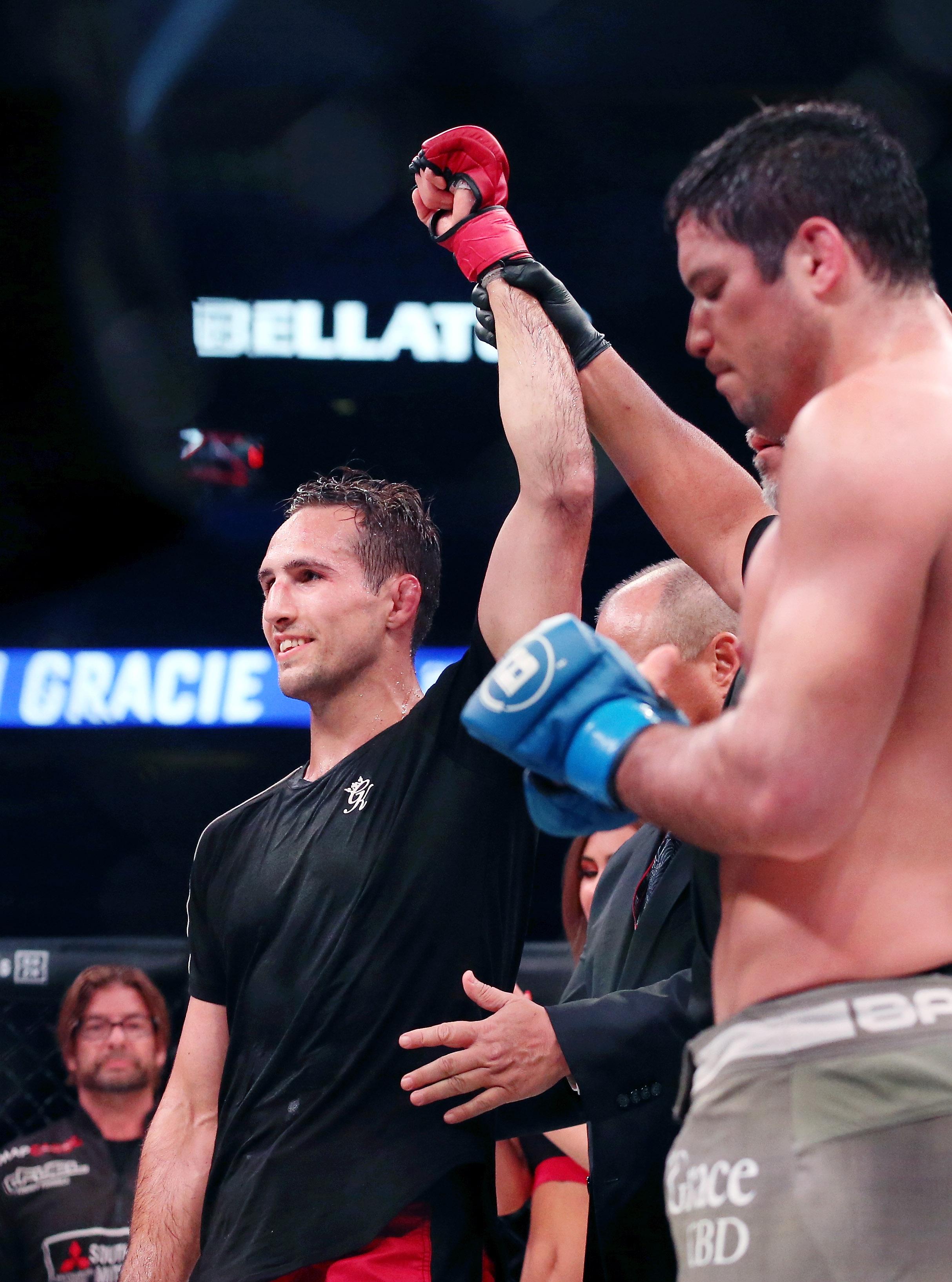 MMA: Bellator 222-MacDonald vs Gracie
