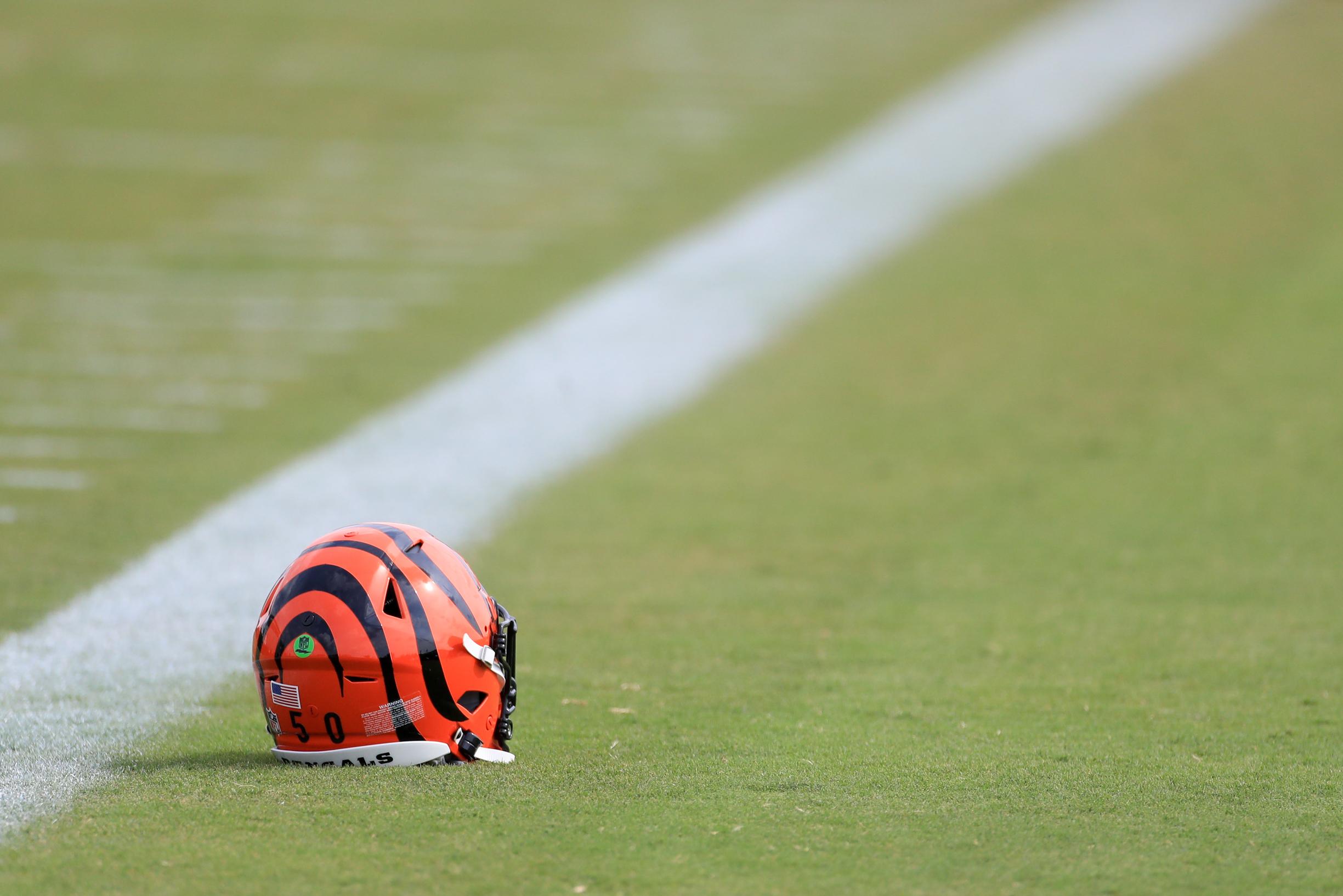 NFL: AUG 06 Cincinnati Bengals Training Camp