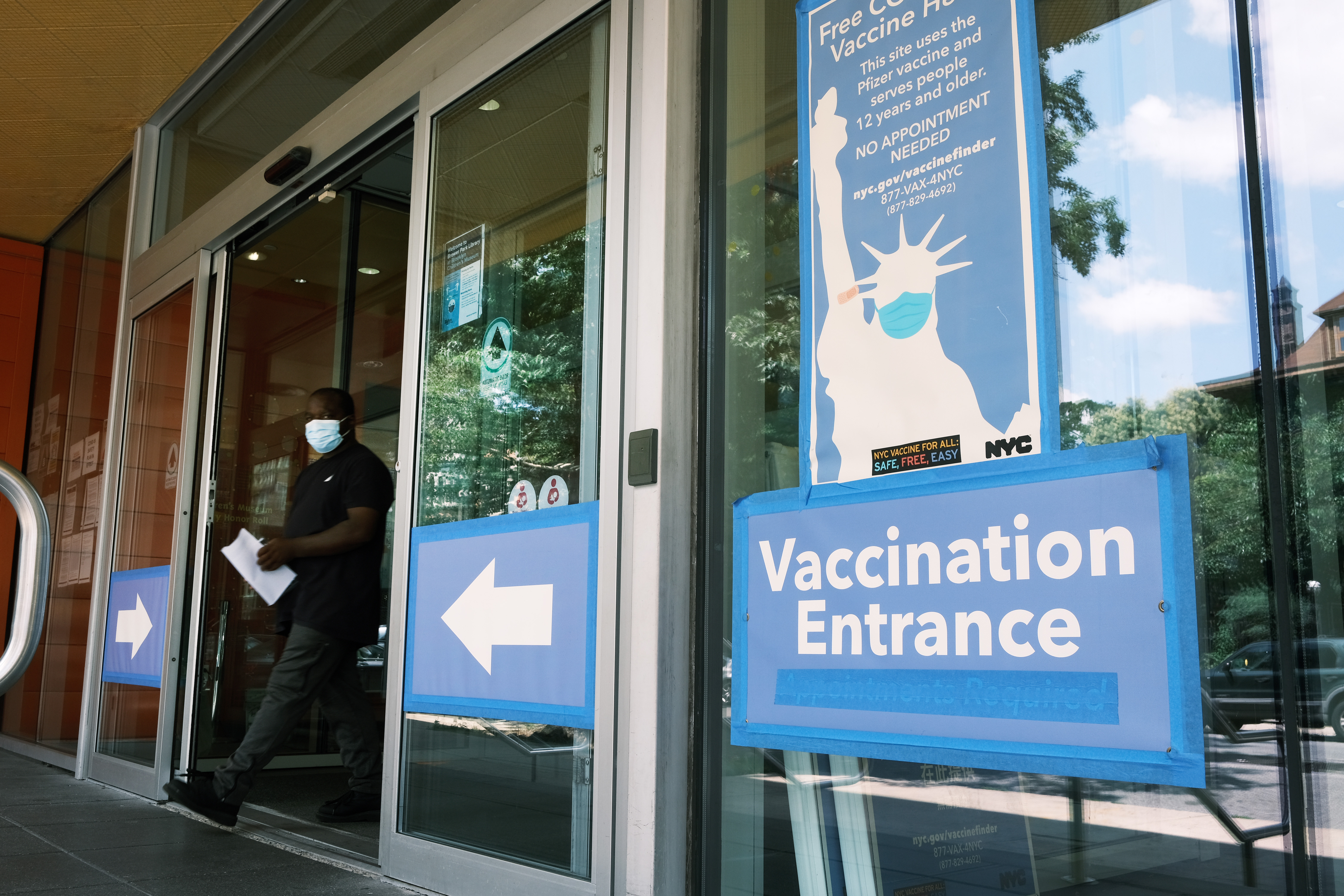 New York City Offers $100 Incentive For New Vaccinations