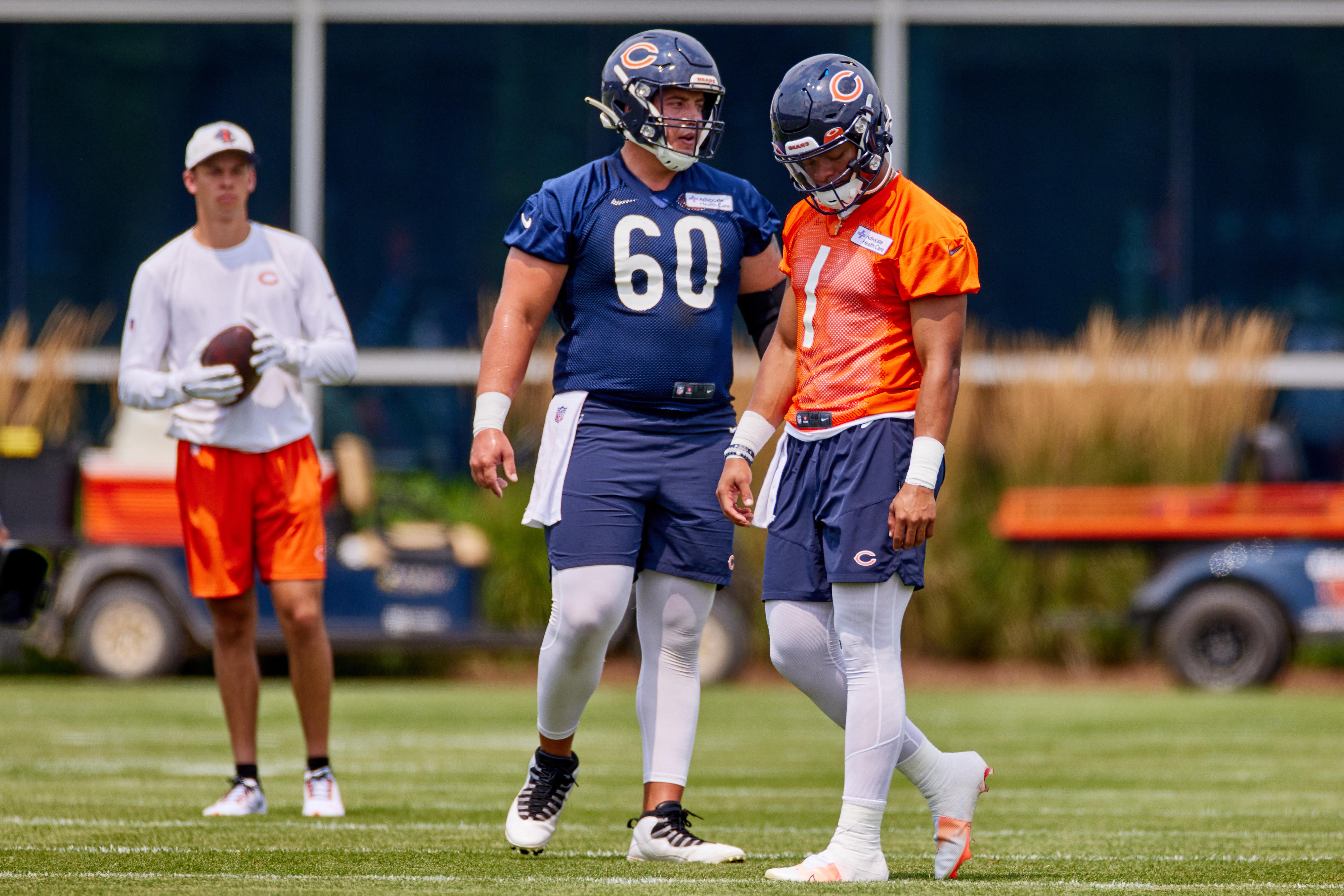 NFL: JUL 28 Chicago Bears Training Camp