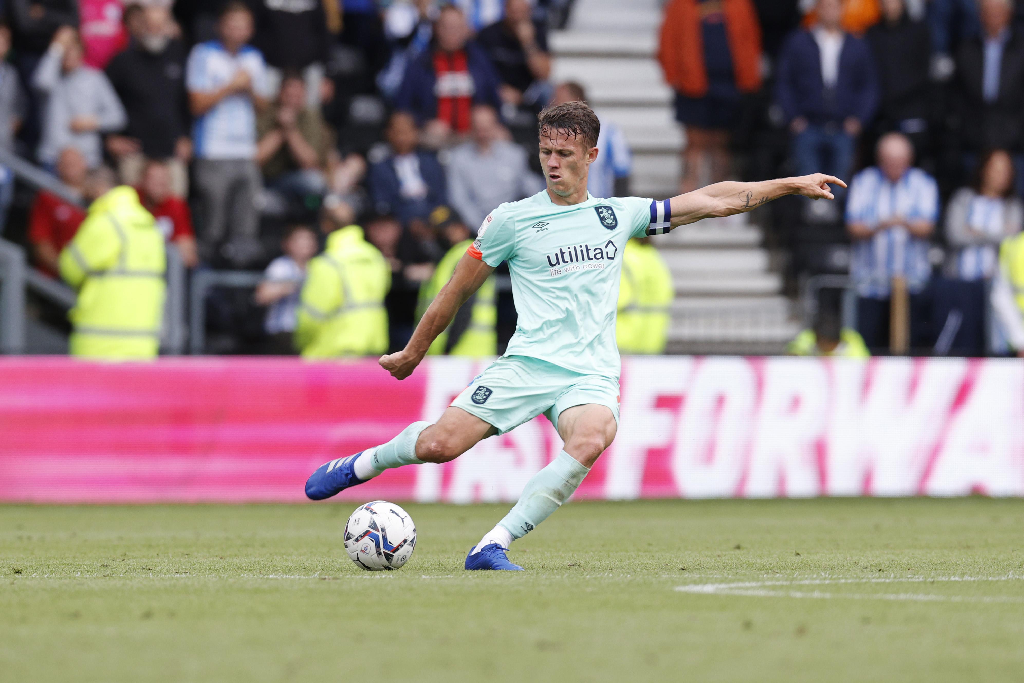 Derby County v Huddersfield Town - Sky Bet Championship