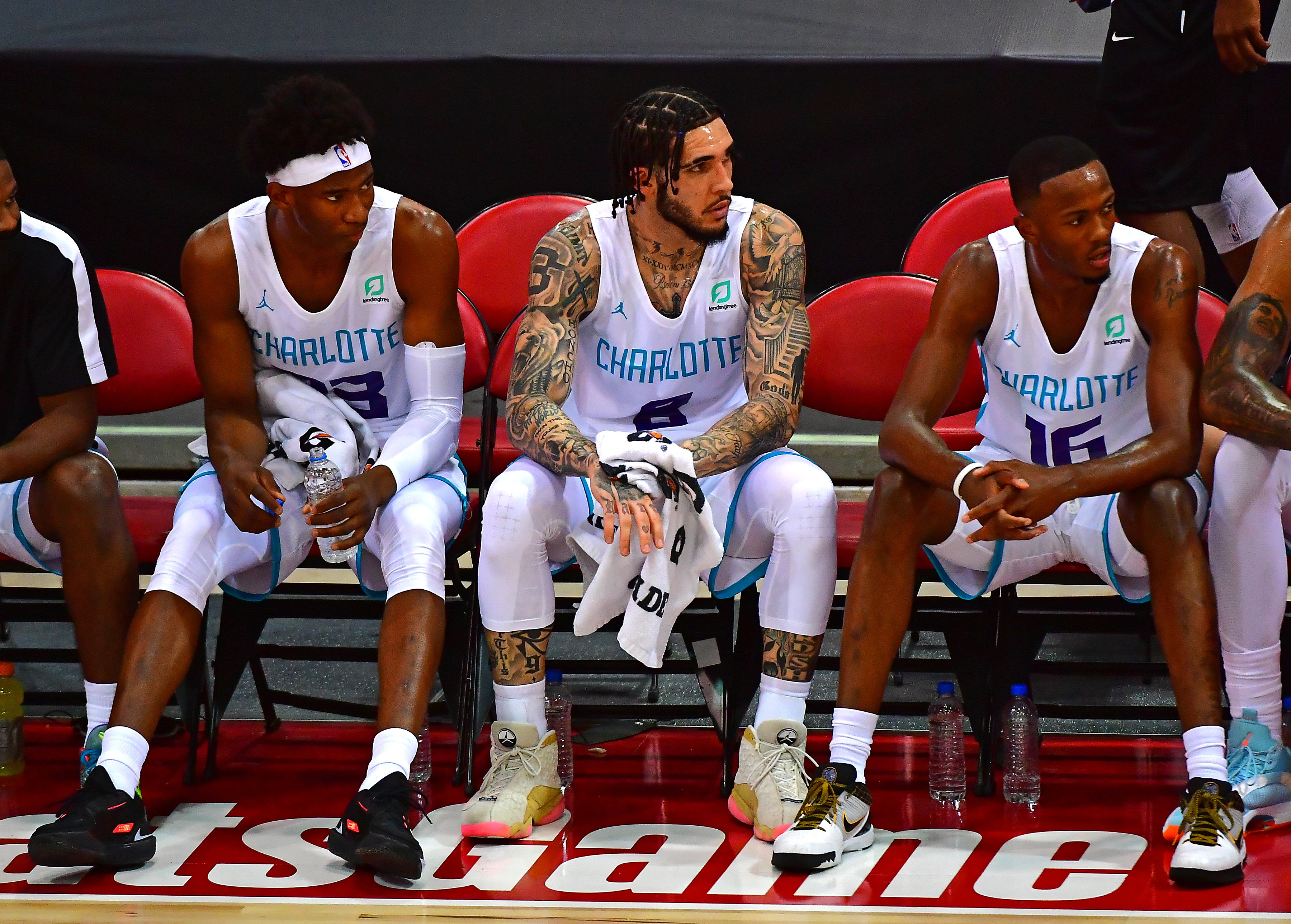 NBA: Summer League-Portland Trail Blazers at Charlotte Hornets