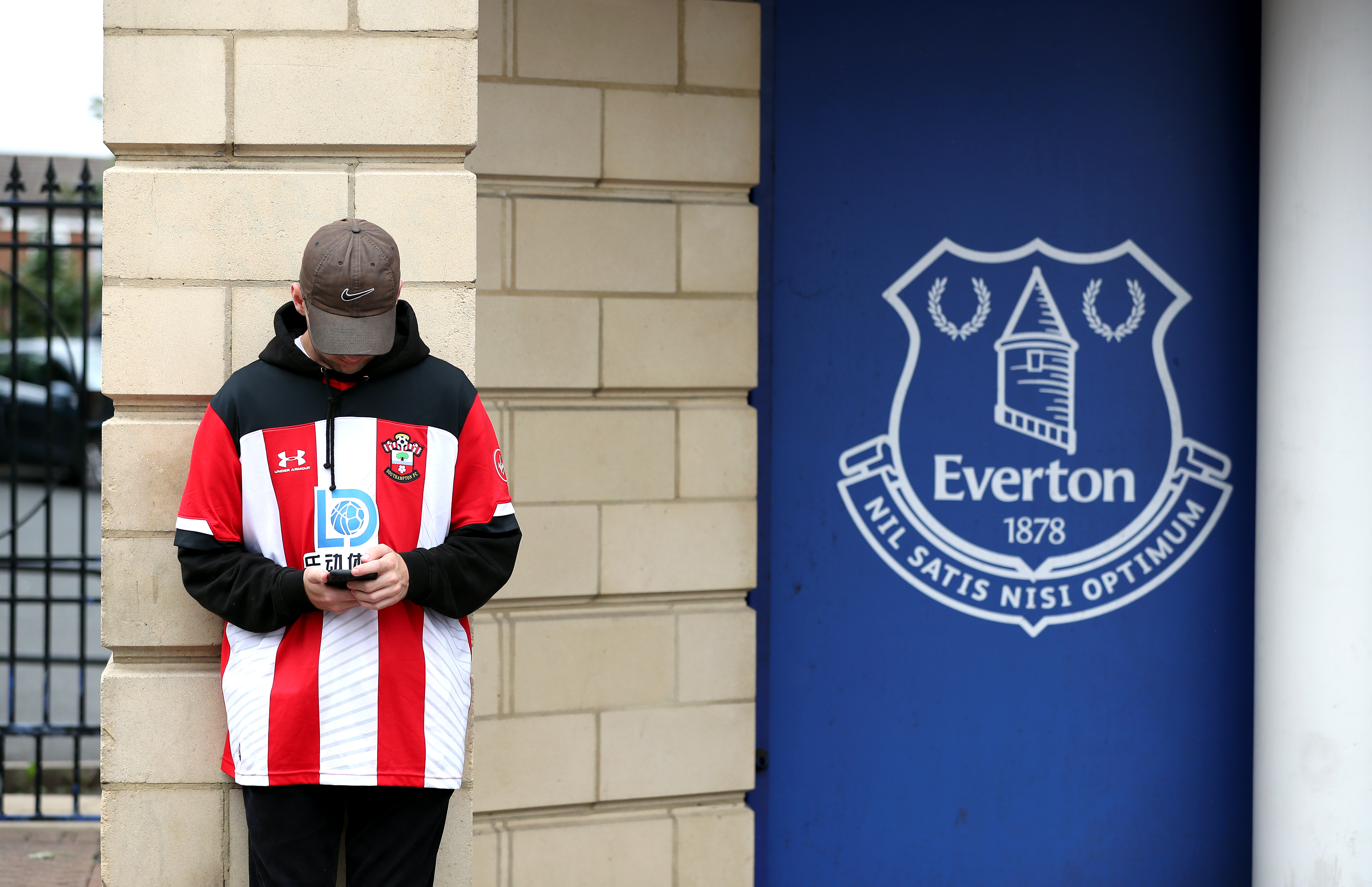 Everton v Southampton - Premier League - Goodison Park, fans, Saints, opinion