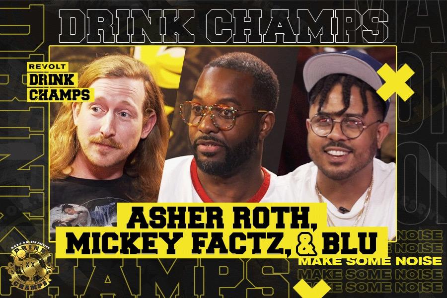 Asher Roth, Mickey Factz & Blu
