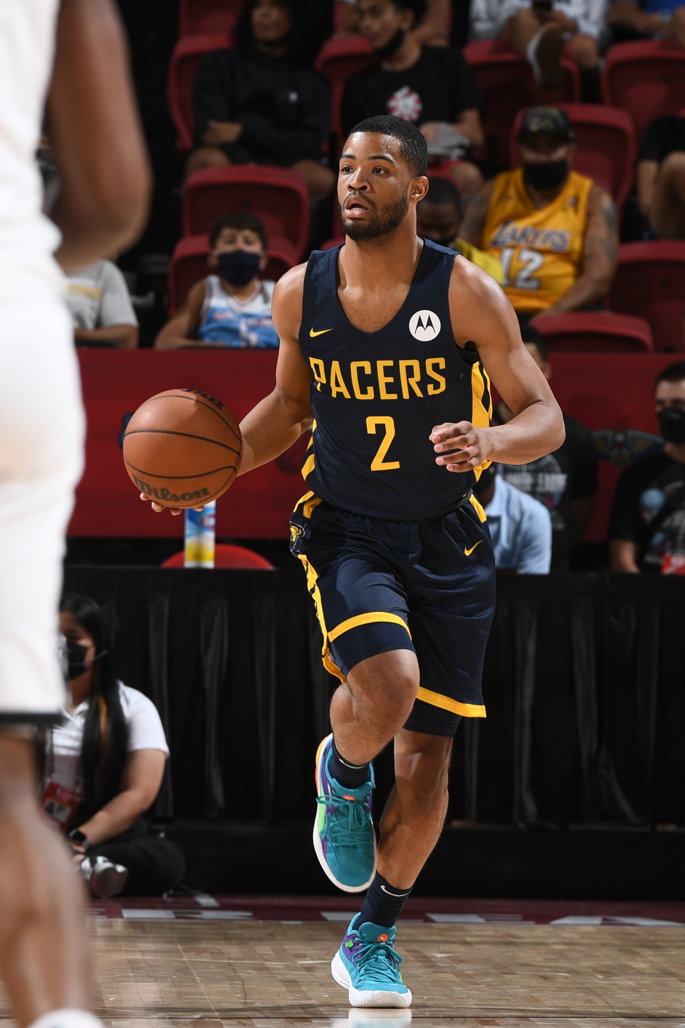 2021 Las Vegas Summer League - Indiana Pacers v Portland Trailblazers