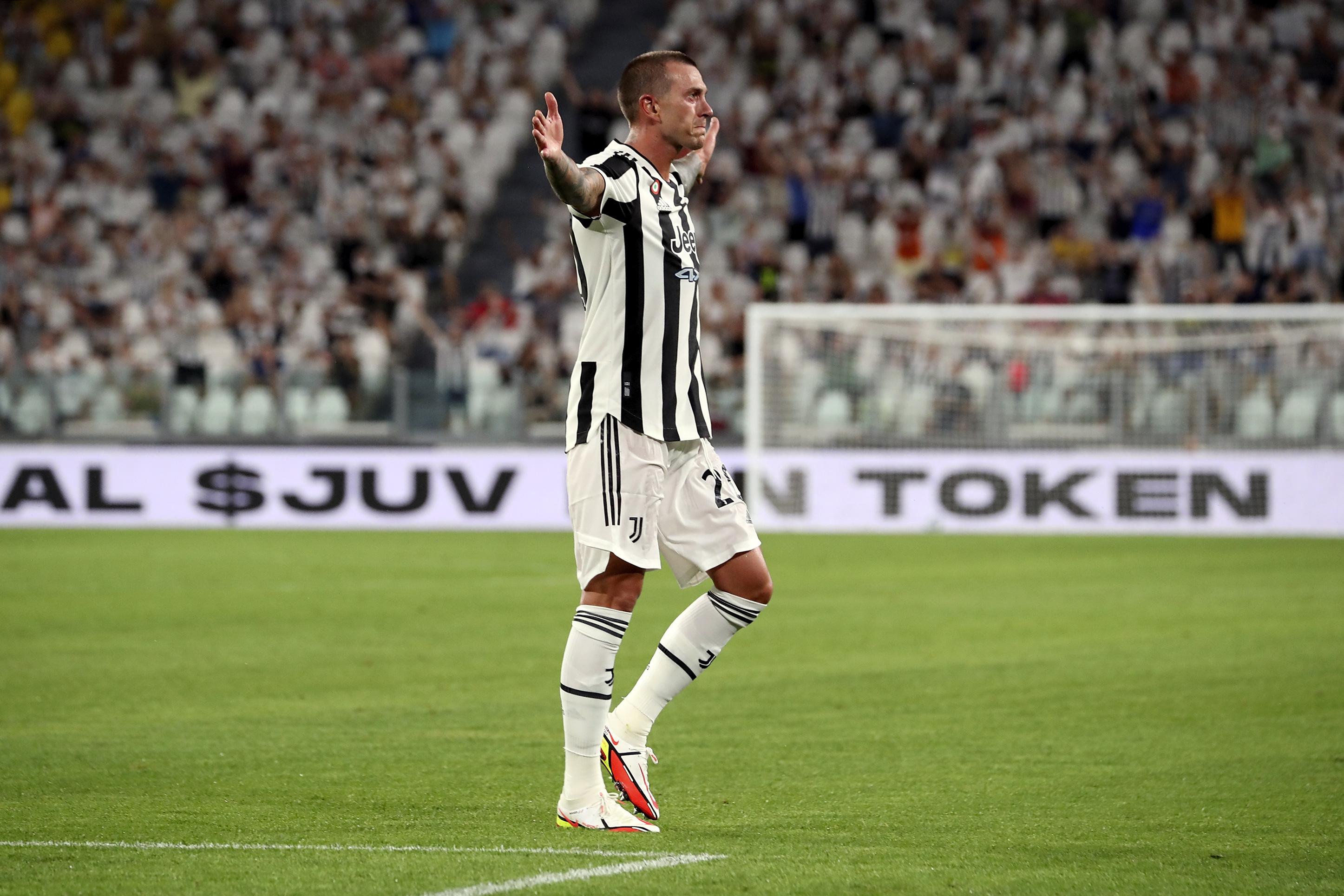Juventus v Atalanta BC - Pre-Season Friendly
