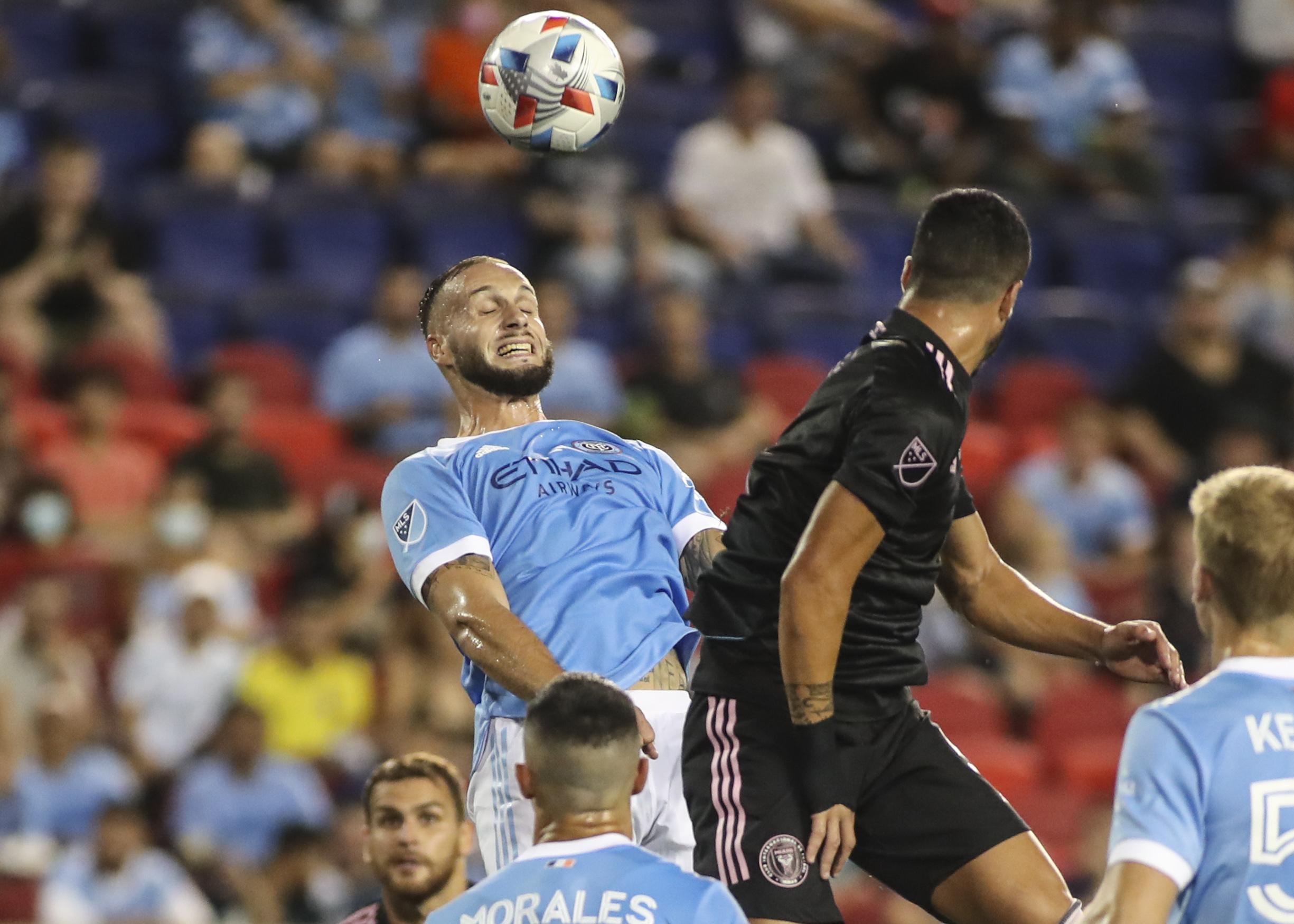 MLS: Inter Miami CF at New York City FC