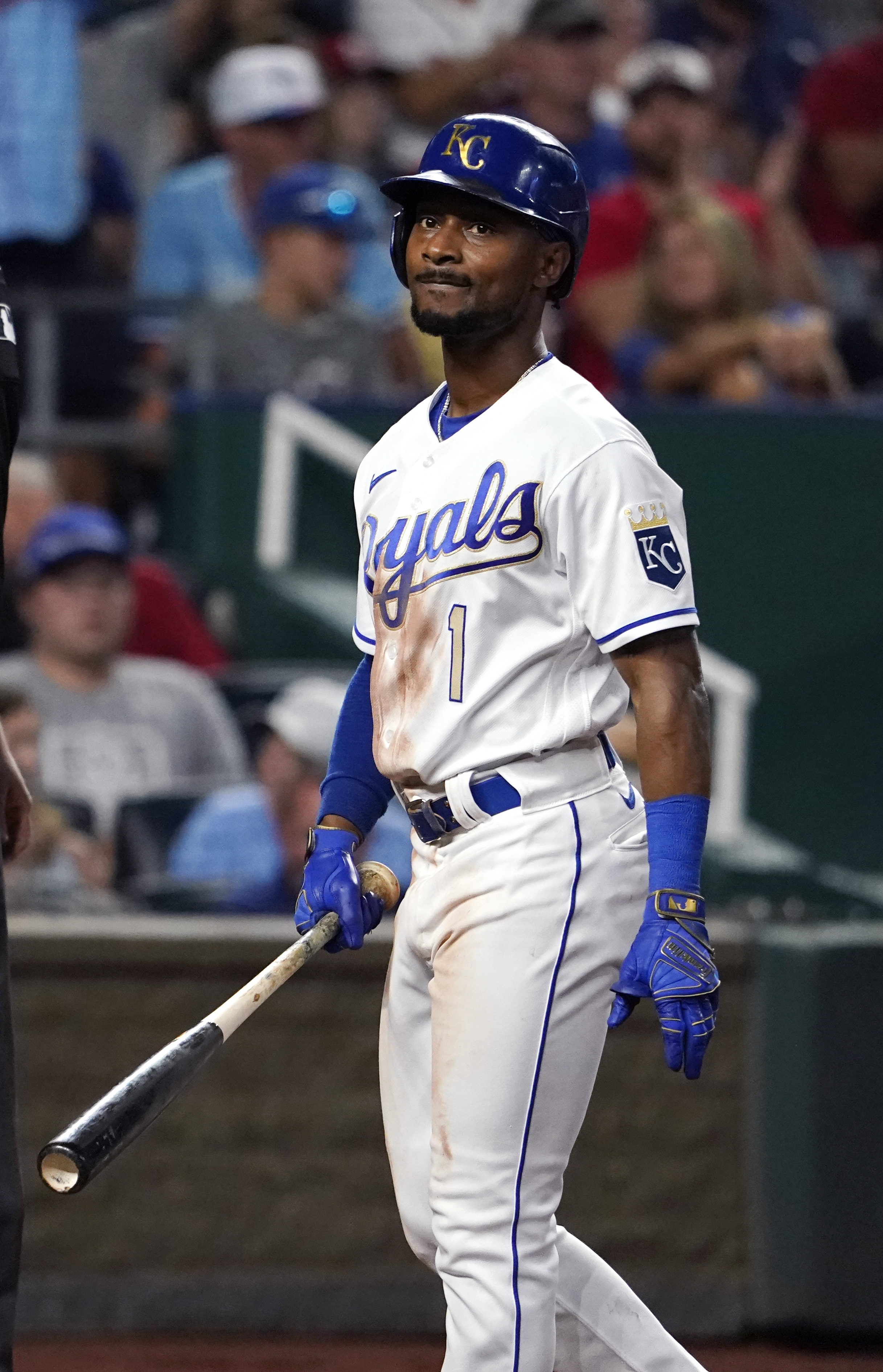 Jarrod Dyson doesn't seem any happier than we are