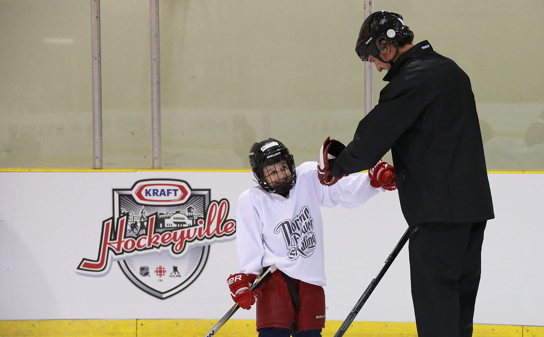 NHL Kraft Hockeyville 2014