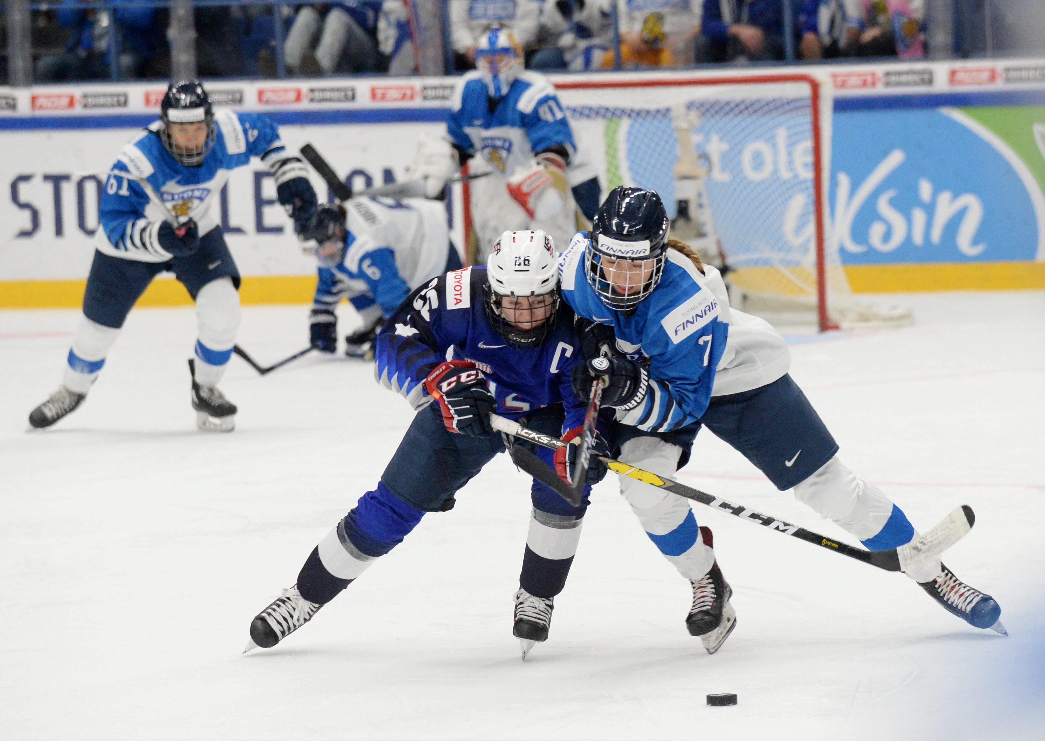 TOPSHOT-IHOCKEY-WC-IIHF-US-FIN