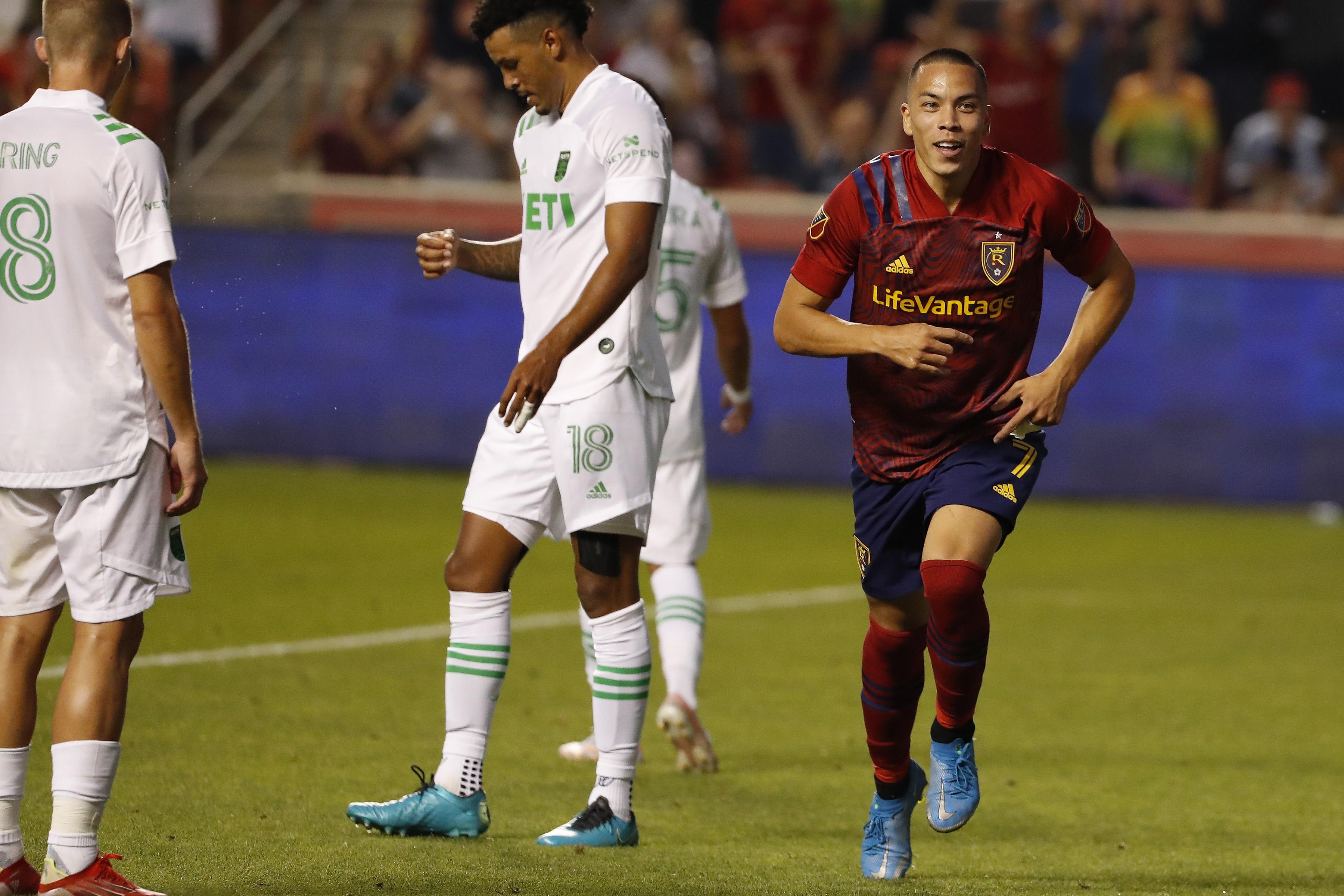 MLS: Austin FC at Real Salt Lake