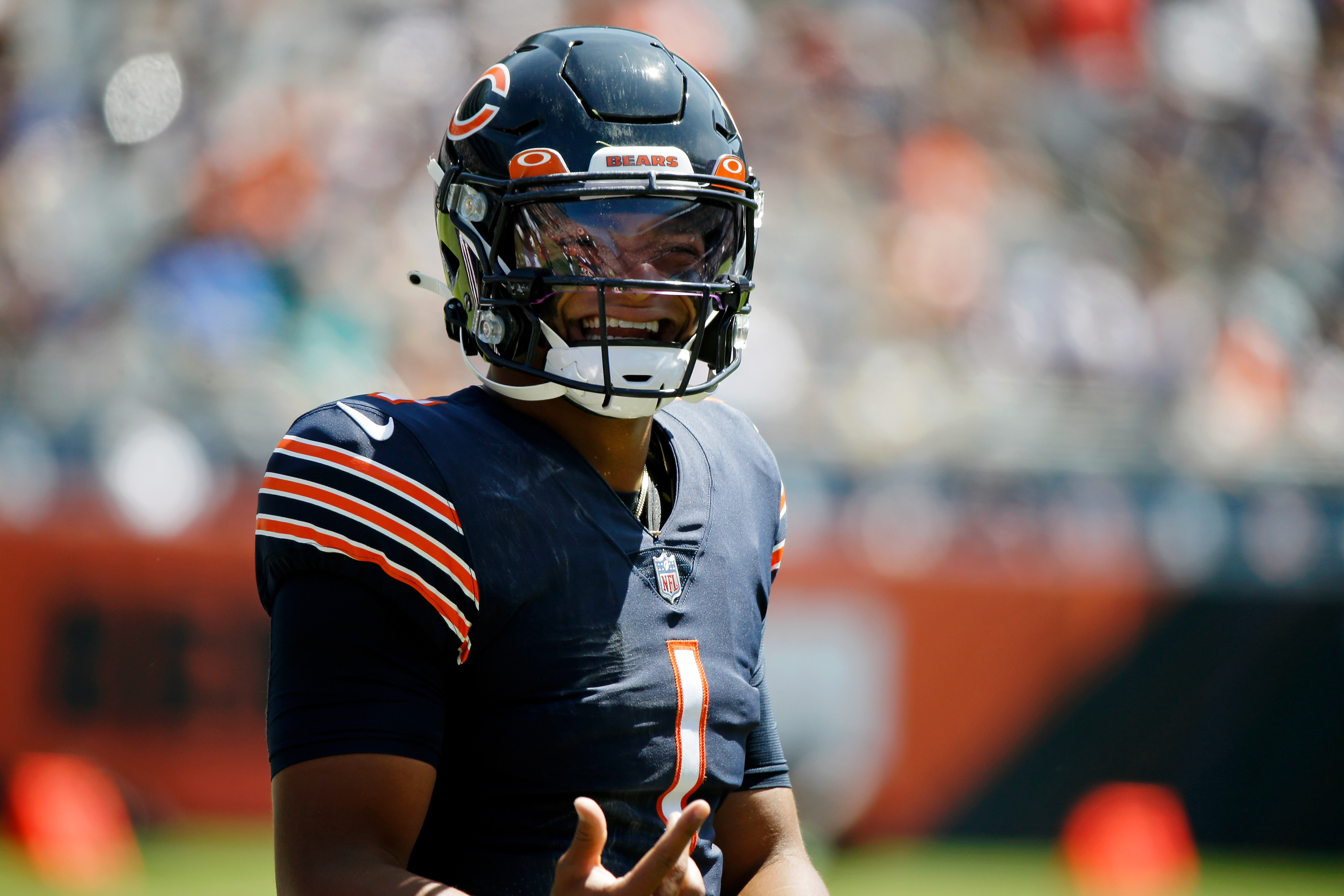 NFL: Miami Dolphins at Chicago Bears