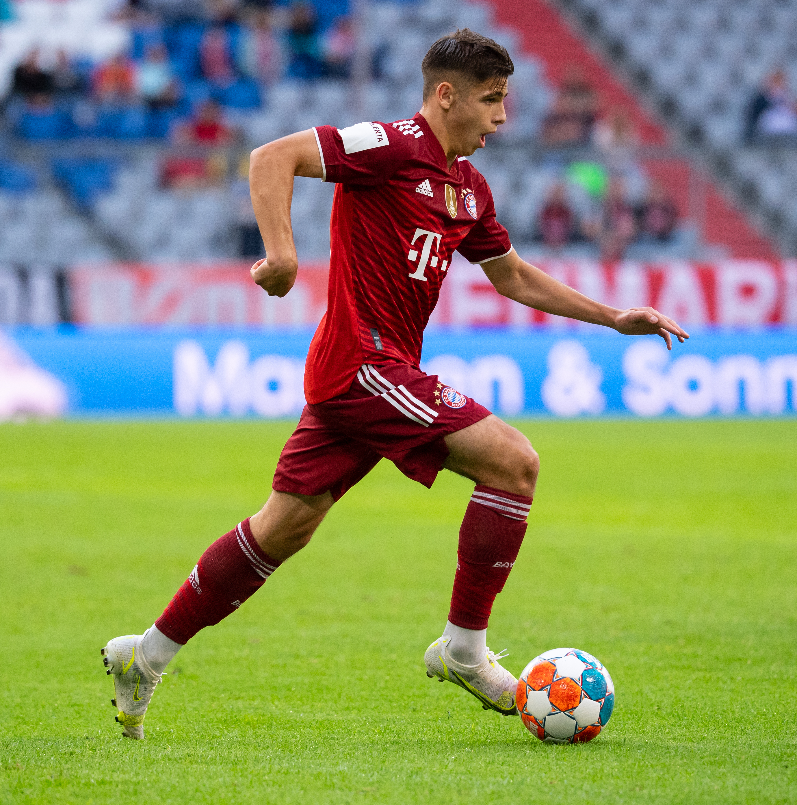 FC Bayern Munich - Borussia Mönchengladbach
