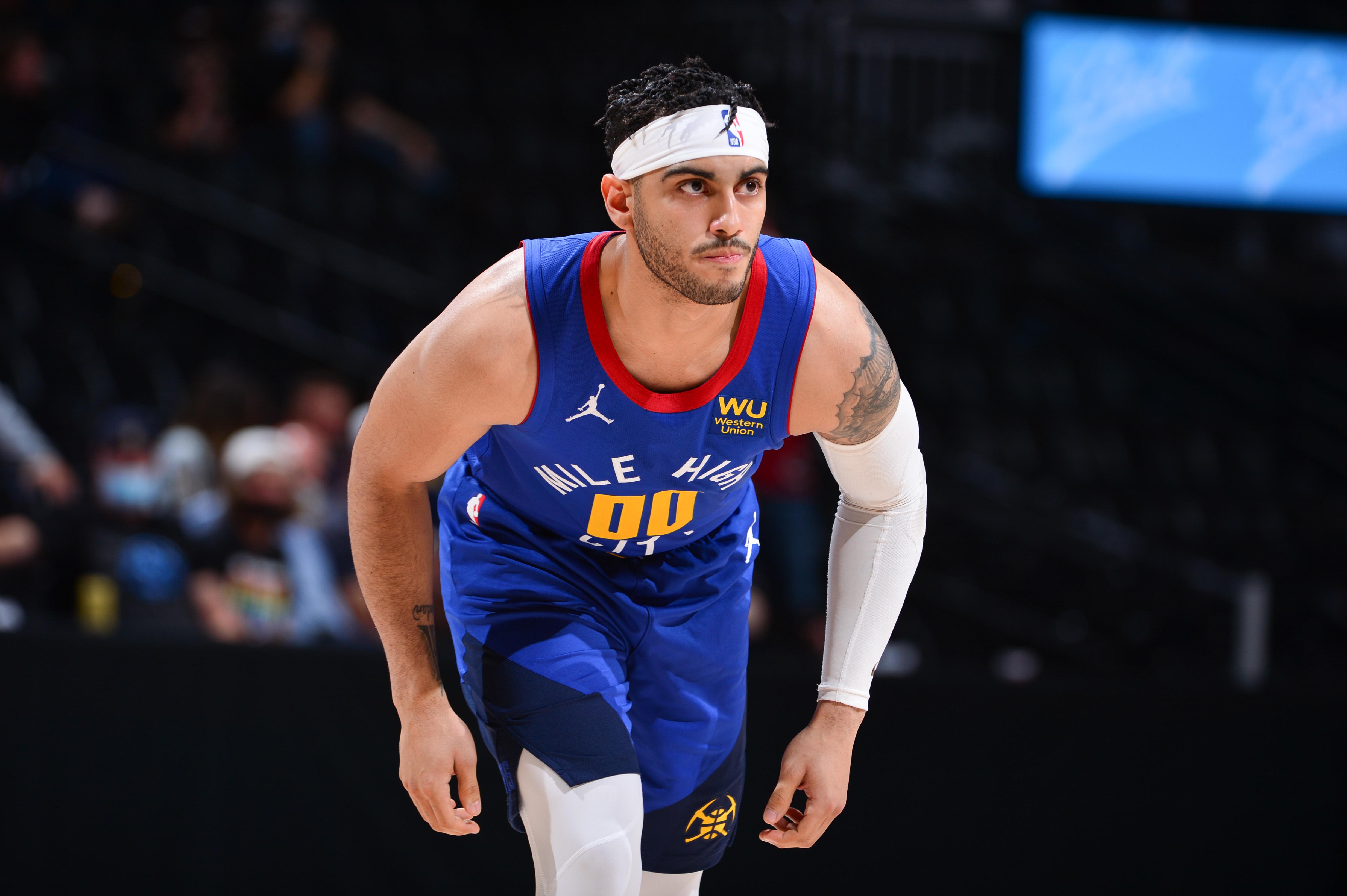 2021 NBA Playoffs - Portland Trail Blazers v Denver Nuggets