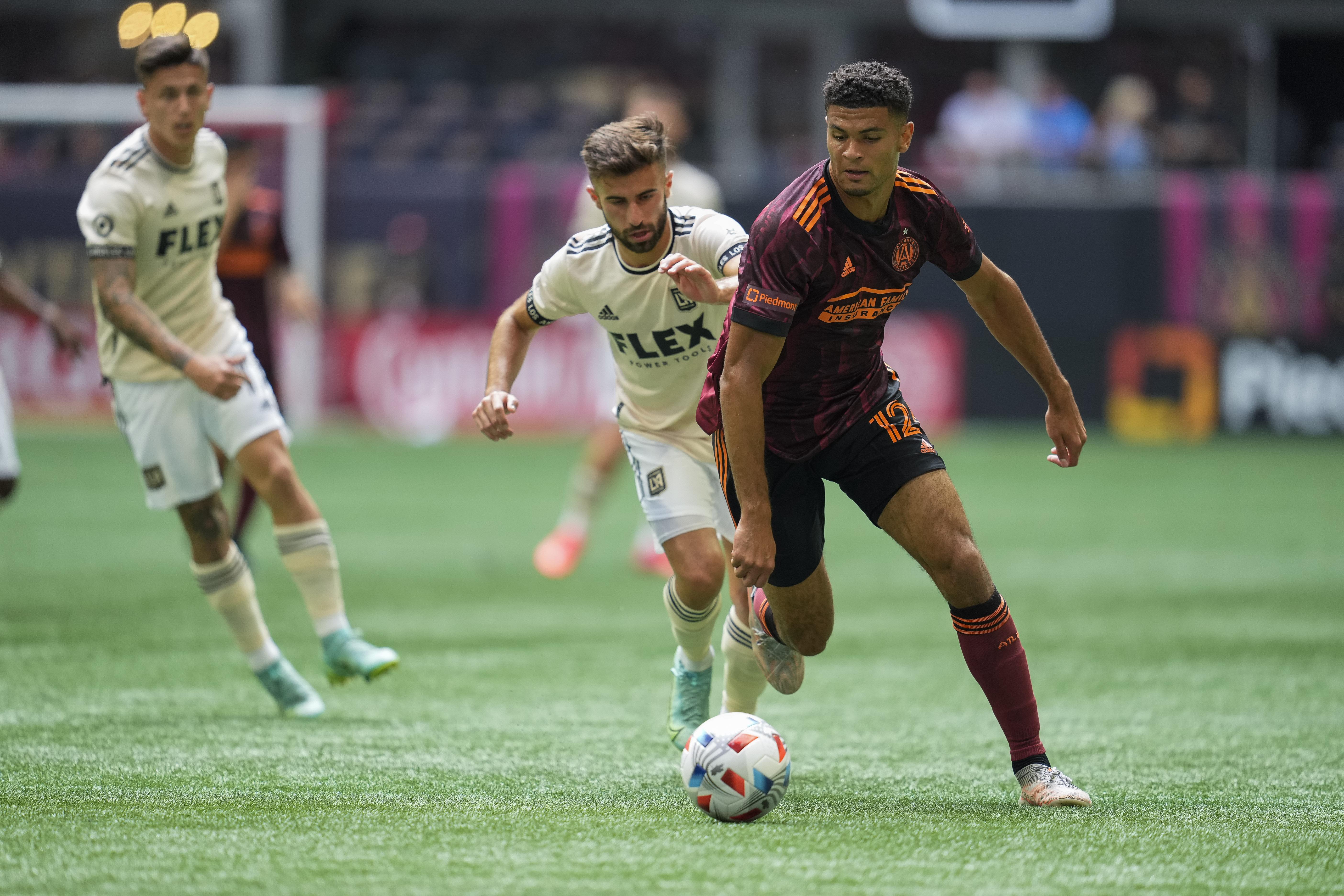 MLS: Los Angeles FC at Atlanta United FC