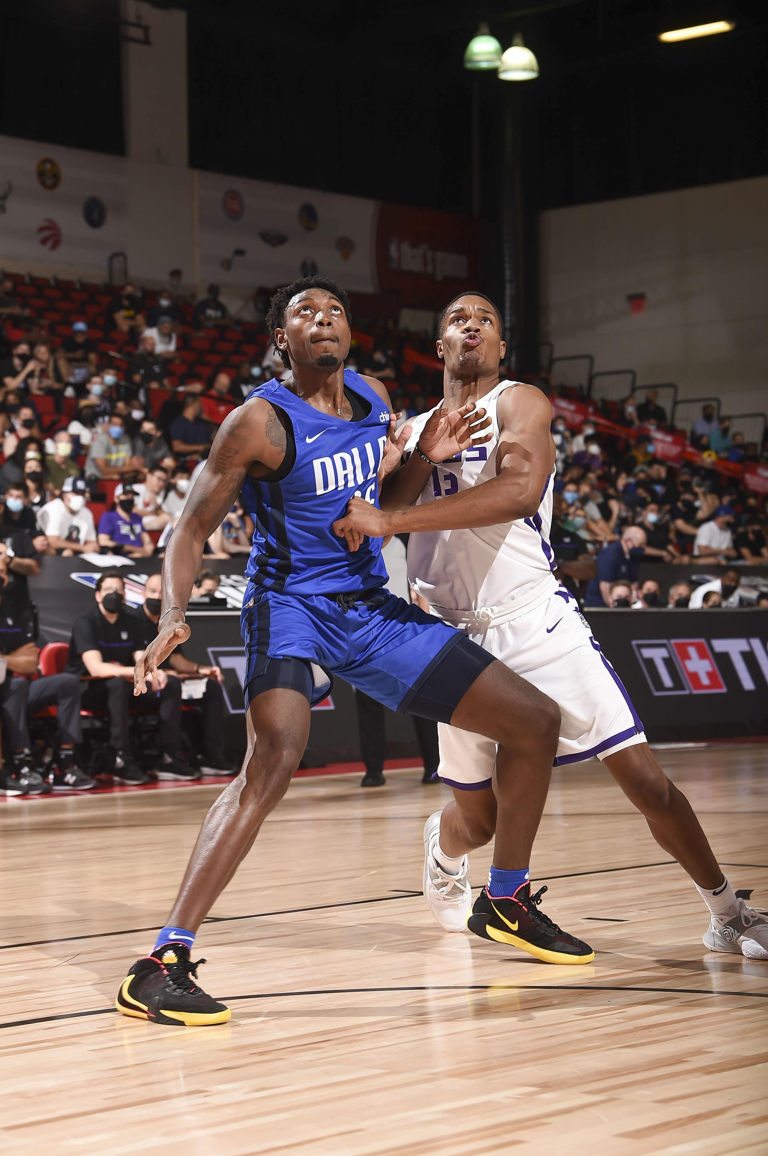 2021 Las Vegas Summer League - Dallas Mavericks v Sacramento Kings