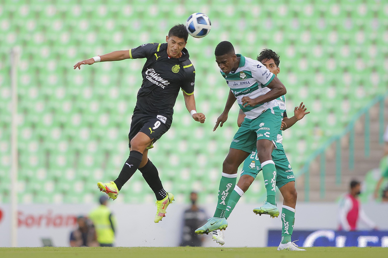 Santos Laguna v Chivas - Torneo Grita Mexico A21 Liga MX