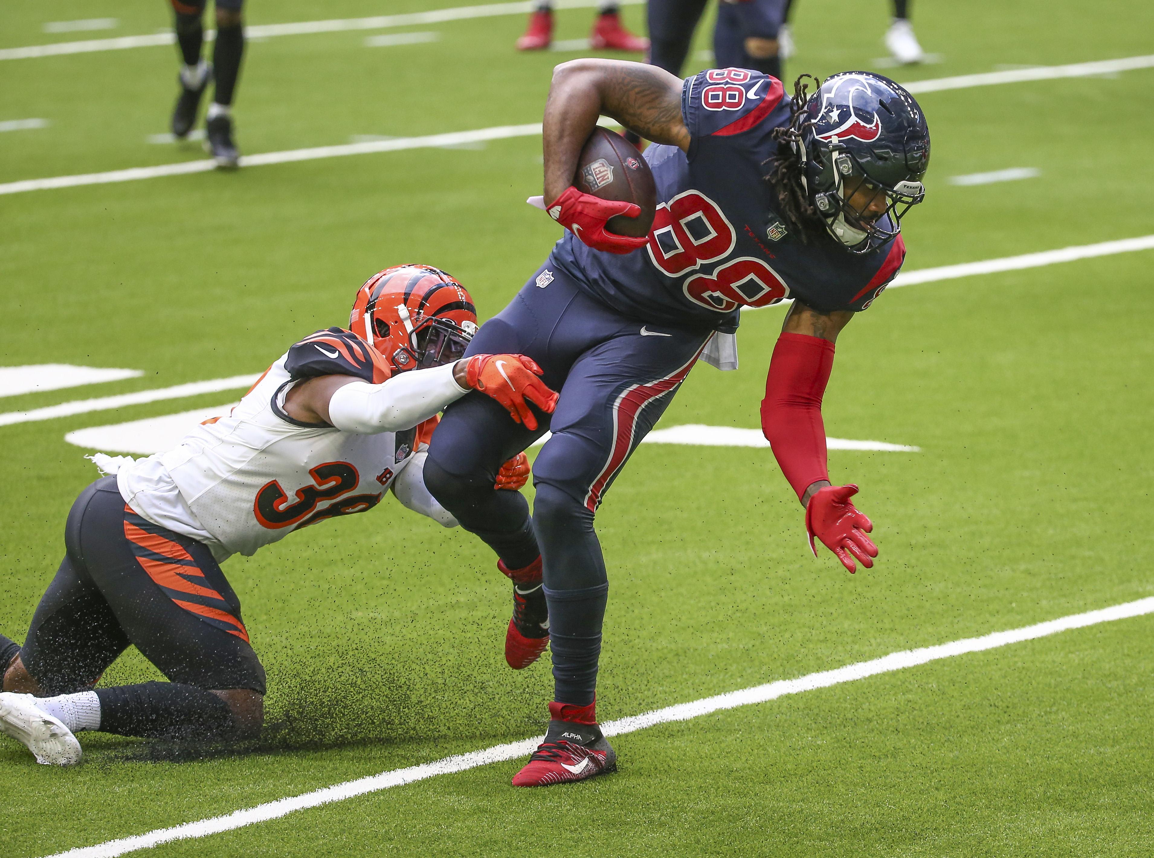 NFL: Cincinnati Bengals at Houston Texans