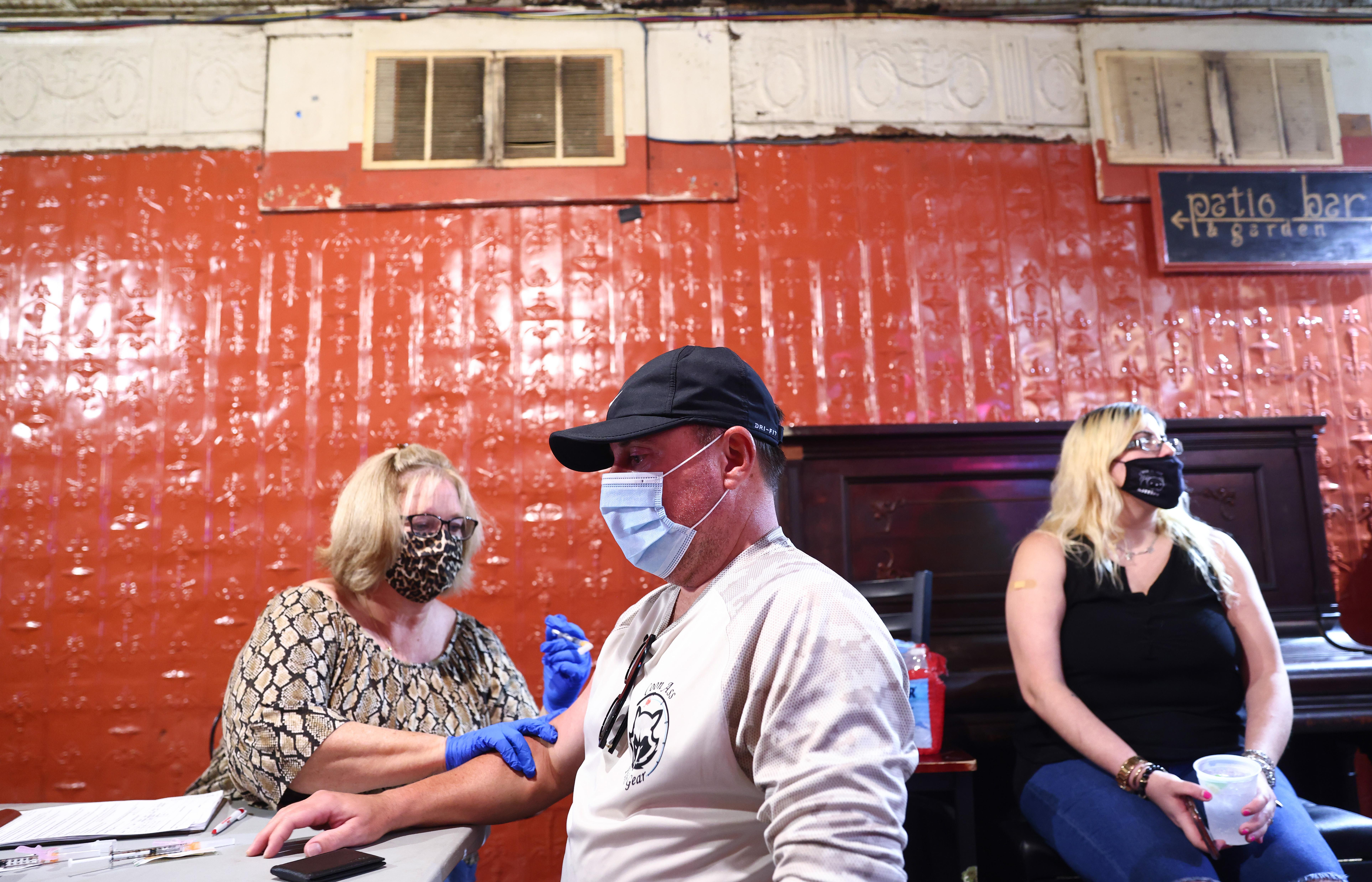 Louisiana Leads U.S. In New COVID-19 Cases As Hospitalizations Soar
