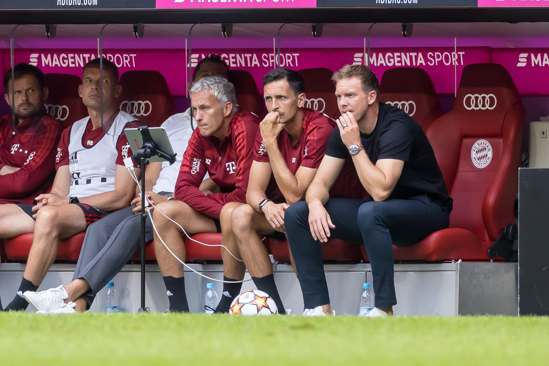 FC Bayern Muenchen v SSC Napoli - Pre-Season Match