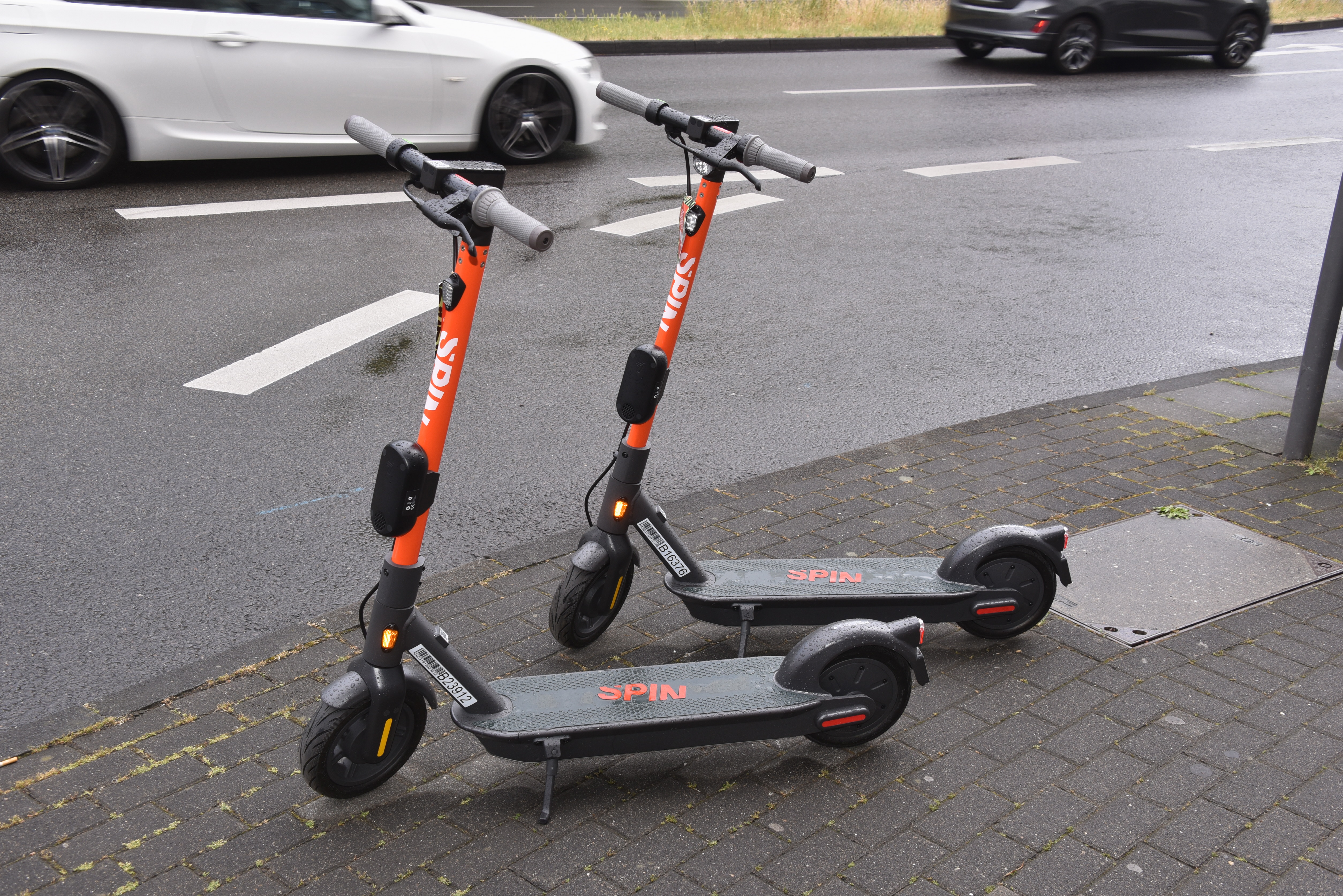 Spin E Scooter