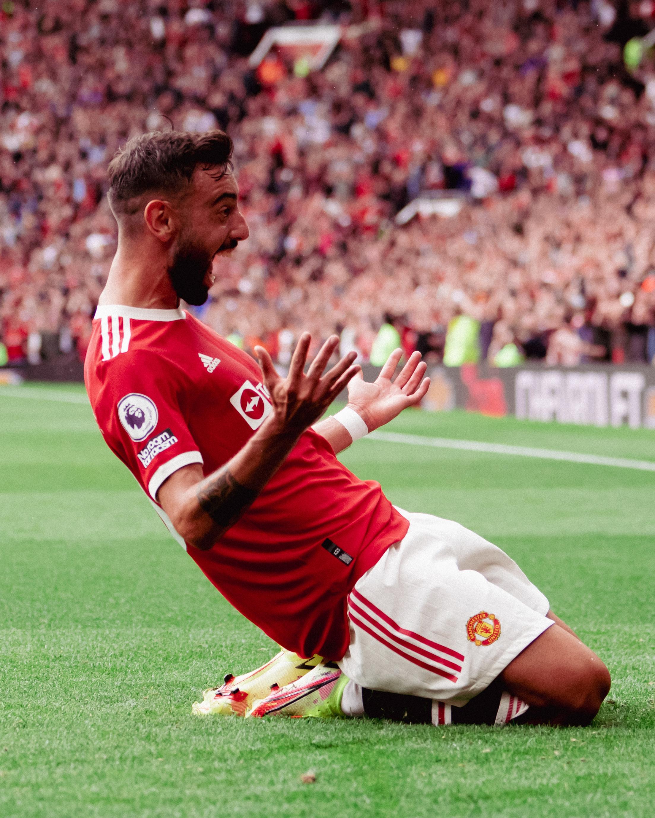 Bruno Fernandes - Manchester United - Premier League