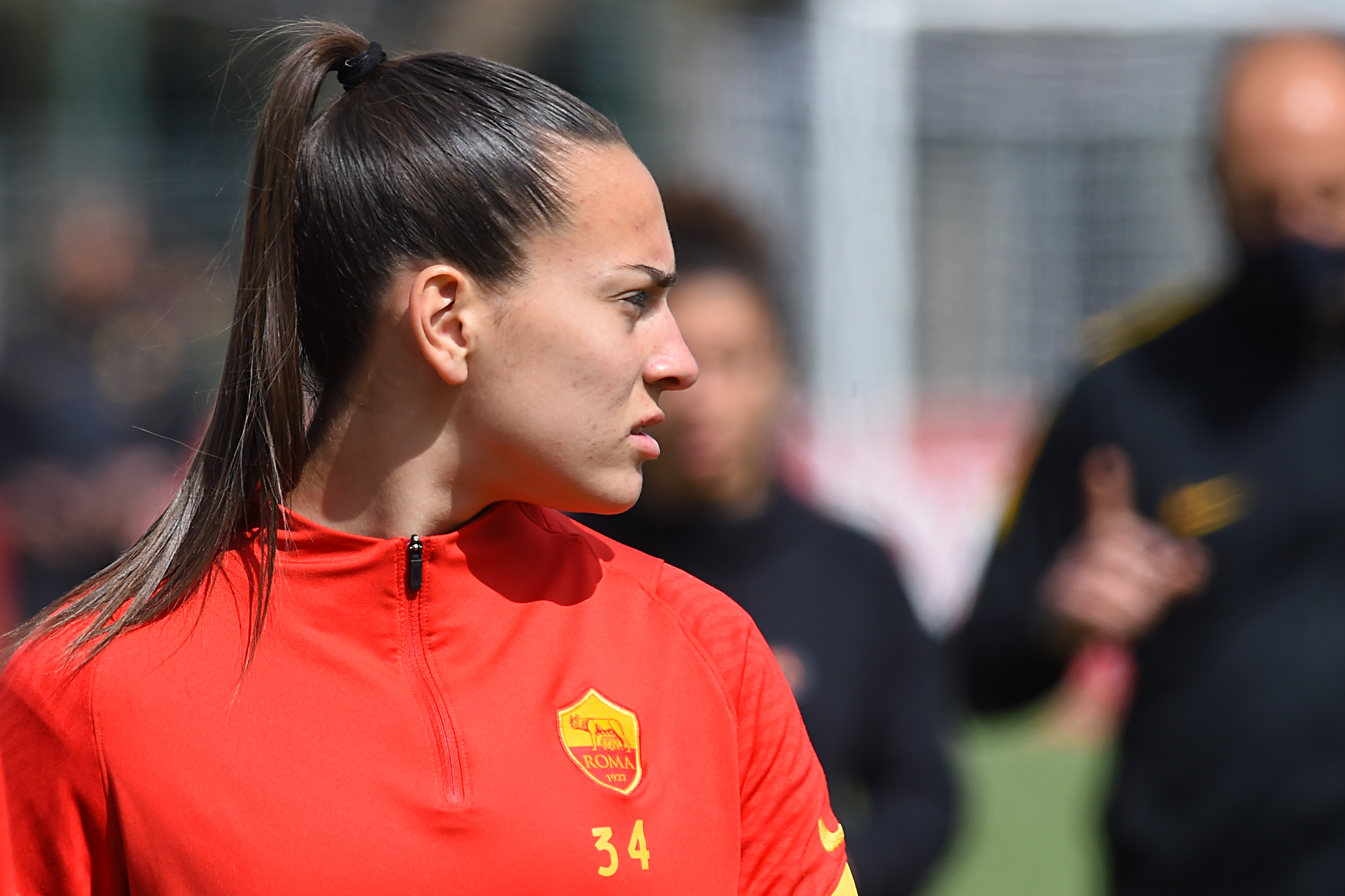 Football Serie A Woman Roma-Inter