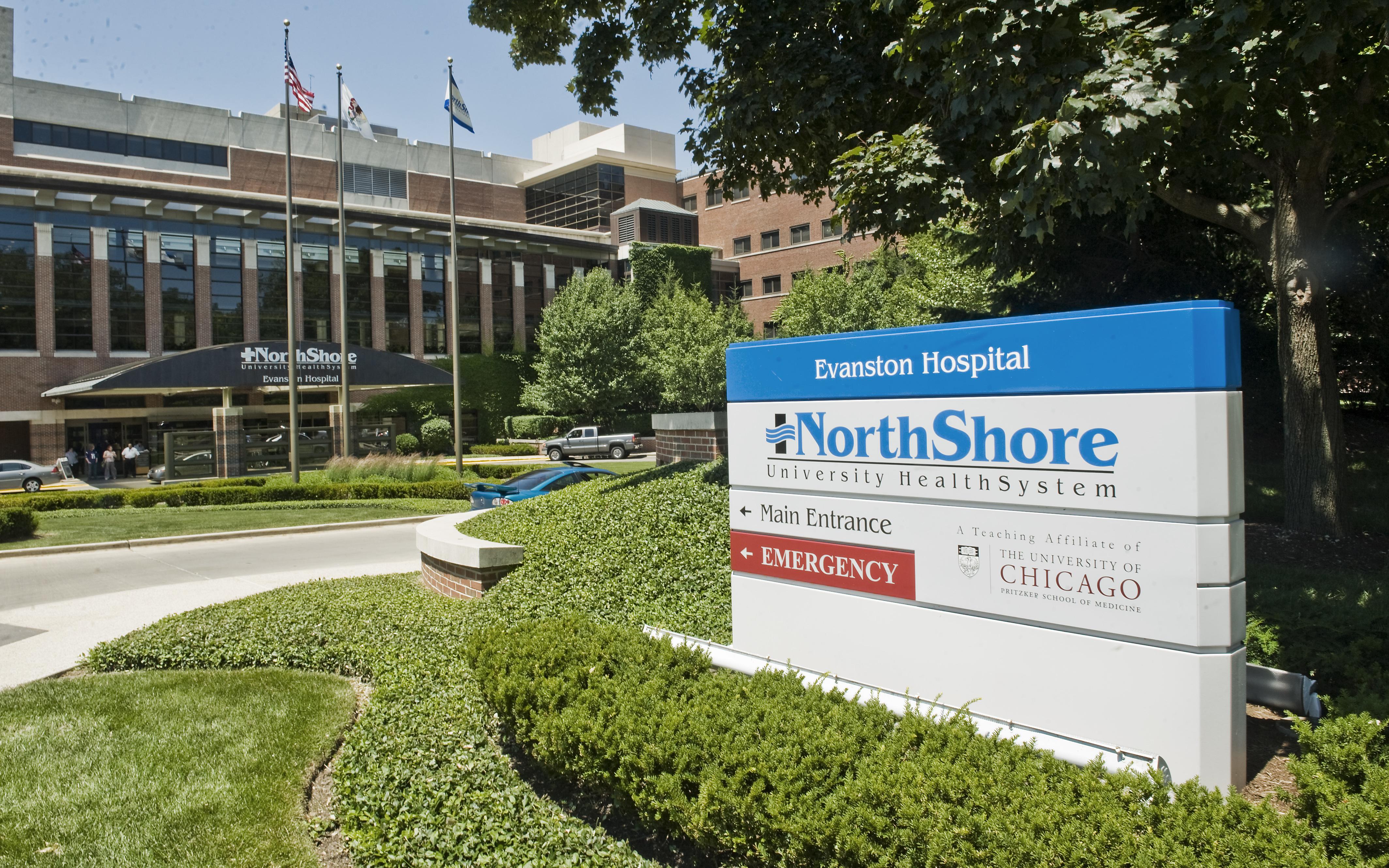 NorthShore Evanston Hospital
