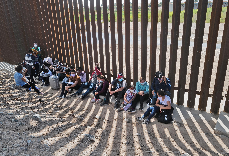 US -Mexico border