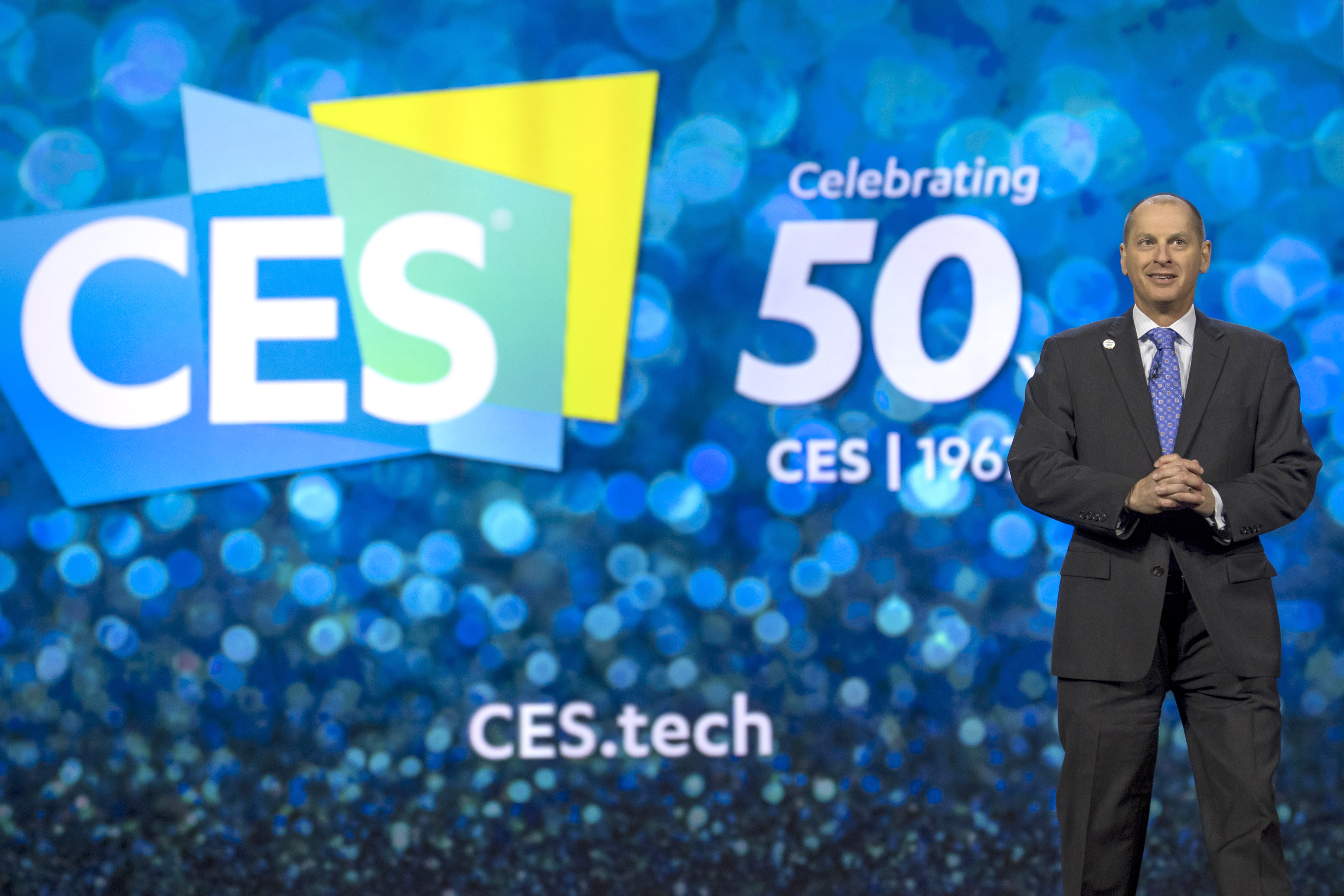 Inside The 2017 Consumer Electronics Show