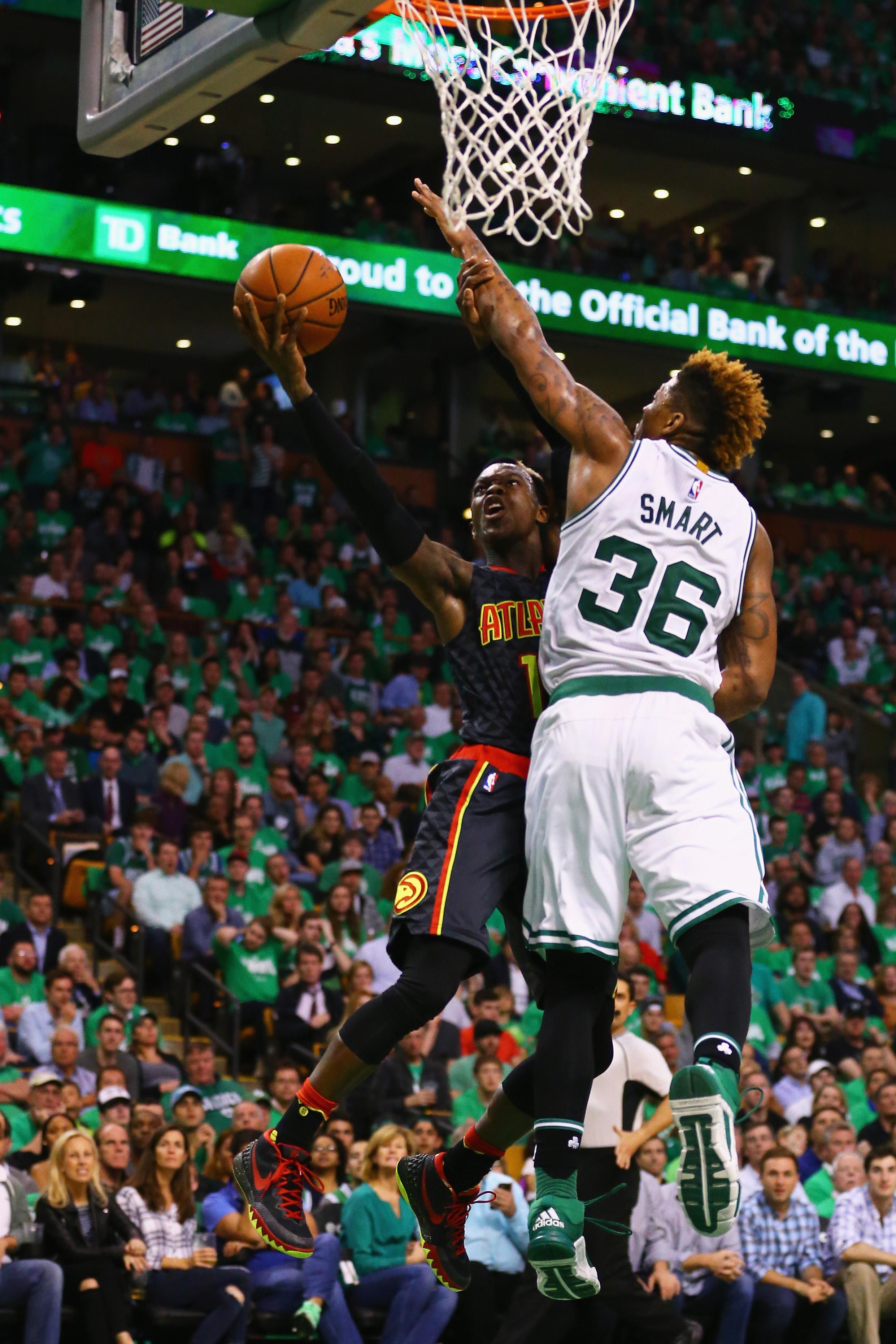 Atlanta Hawks v Boston Celtics - Game Three