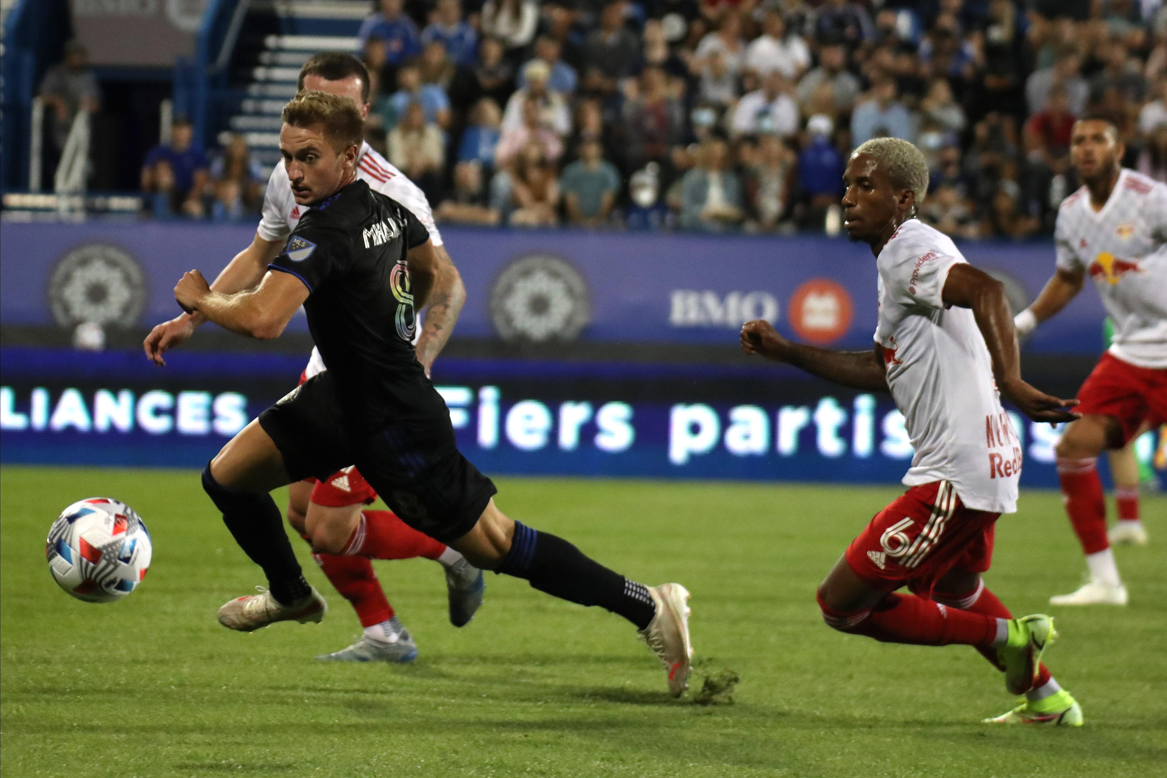 MLS: New York Red Bulls at CF Montreal