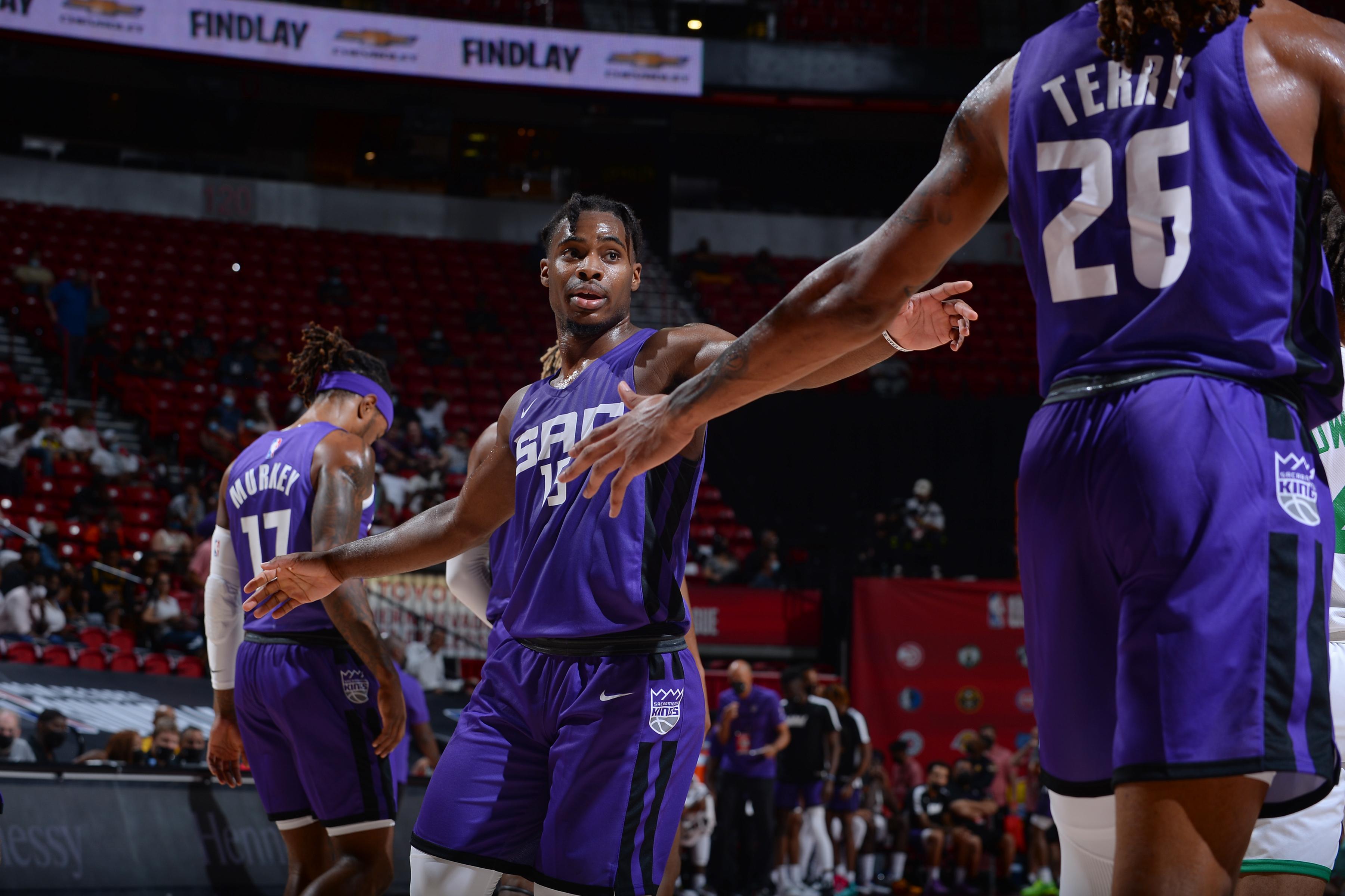 2021 Las Vegas Summer League Championship Game - Sacramento Kings v Boston Celtics