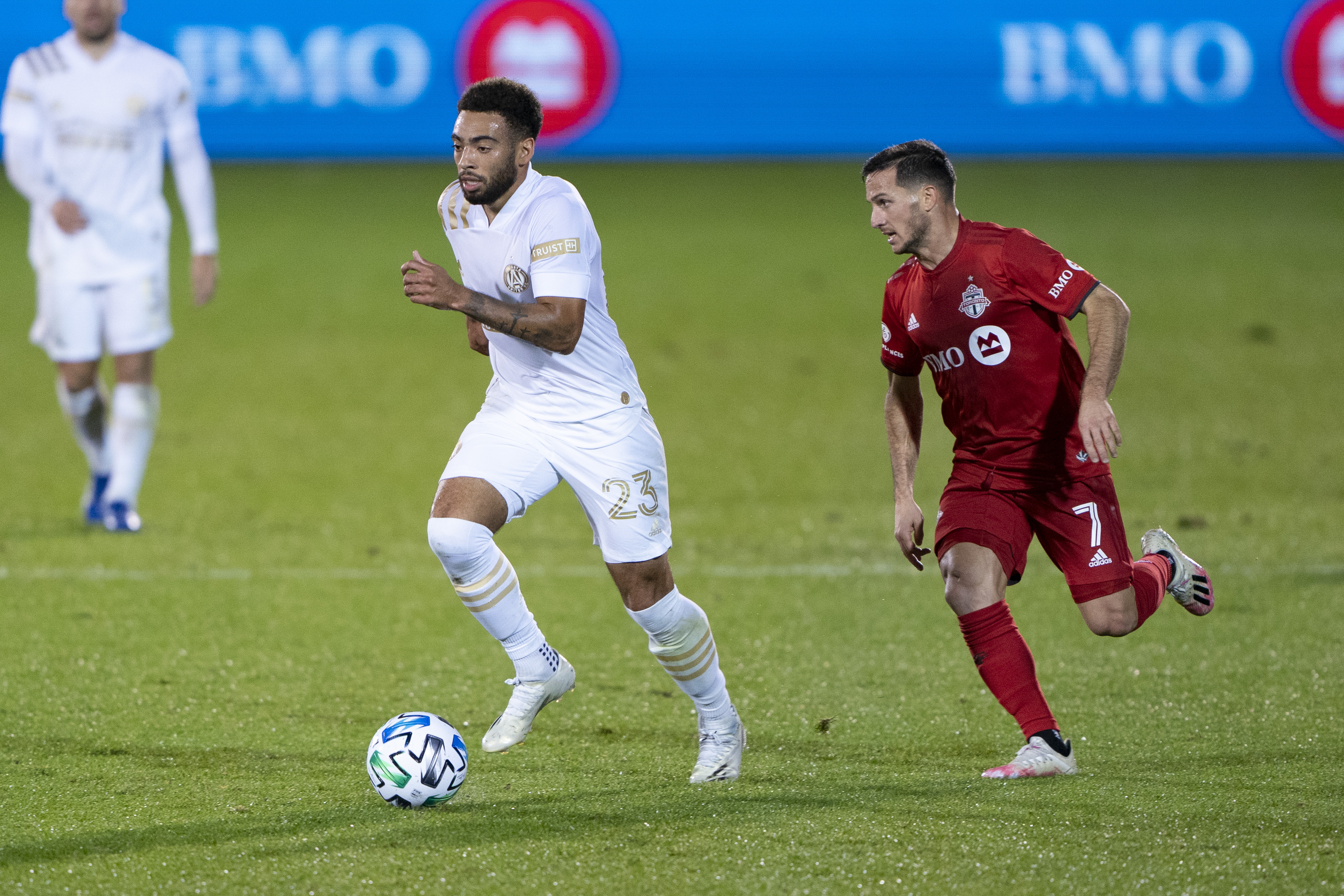 SOCCER: OCT 18 MLS - Atlanta United FC at Toronto FC