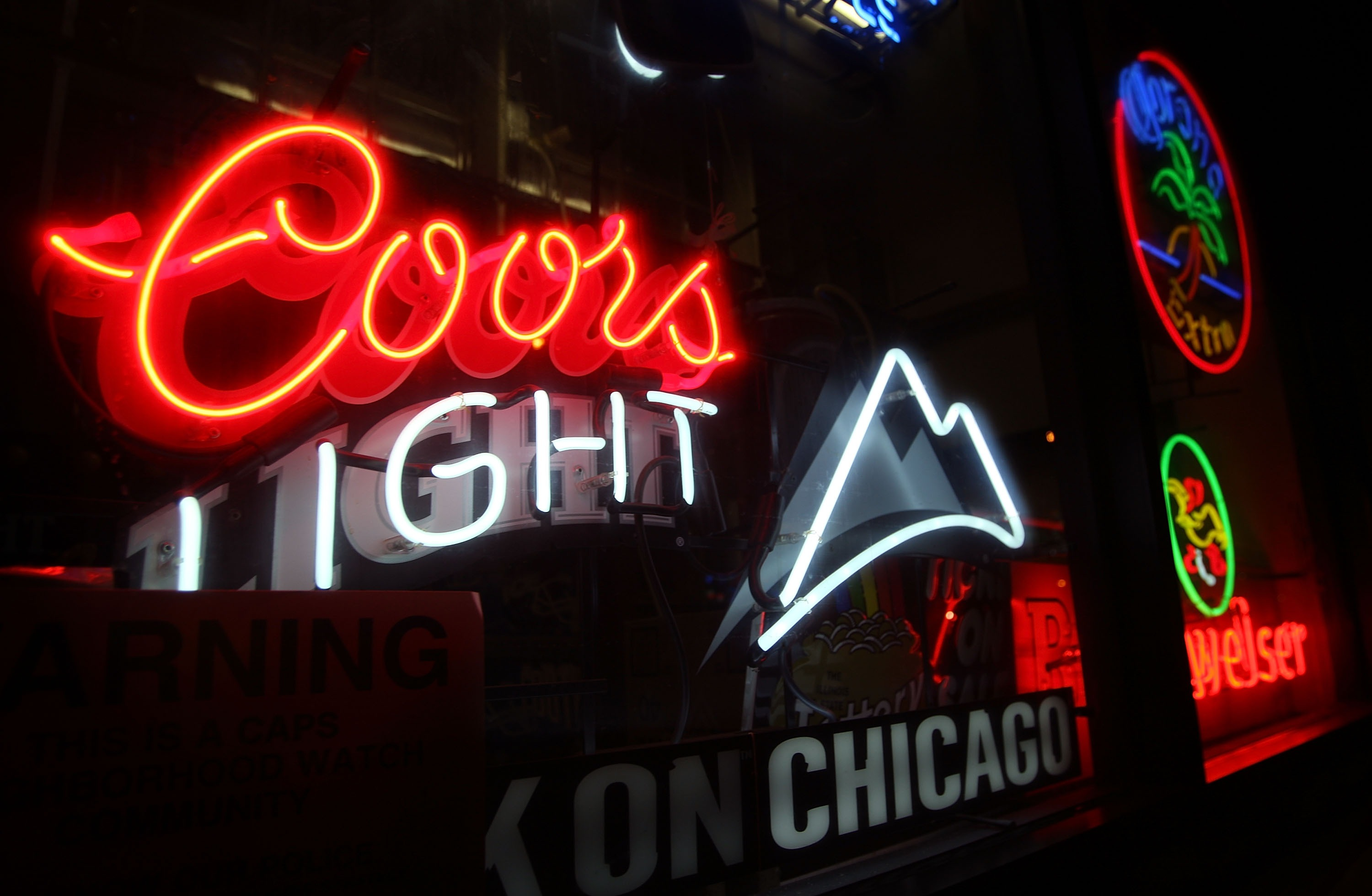 Brewers Coors And Miller Plan Merger